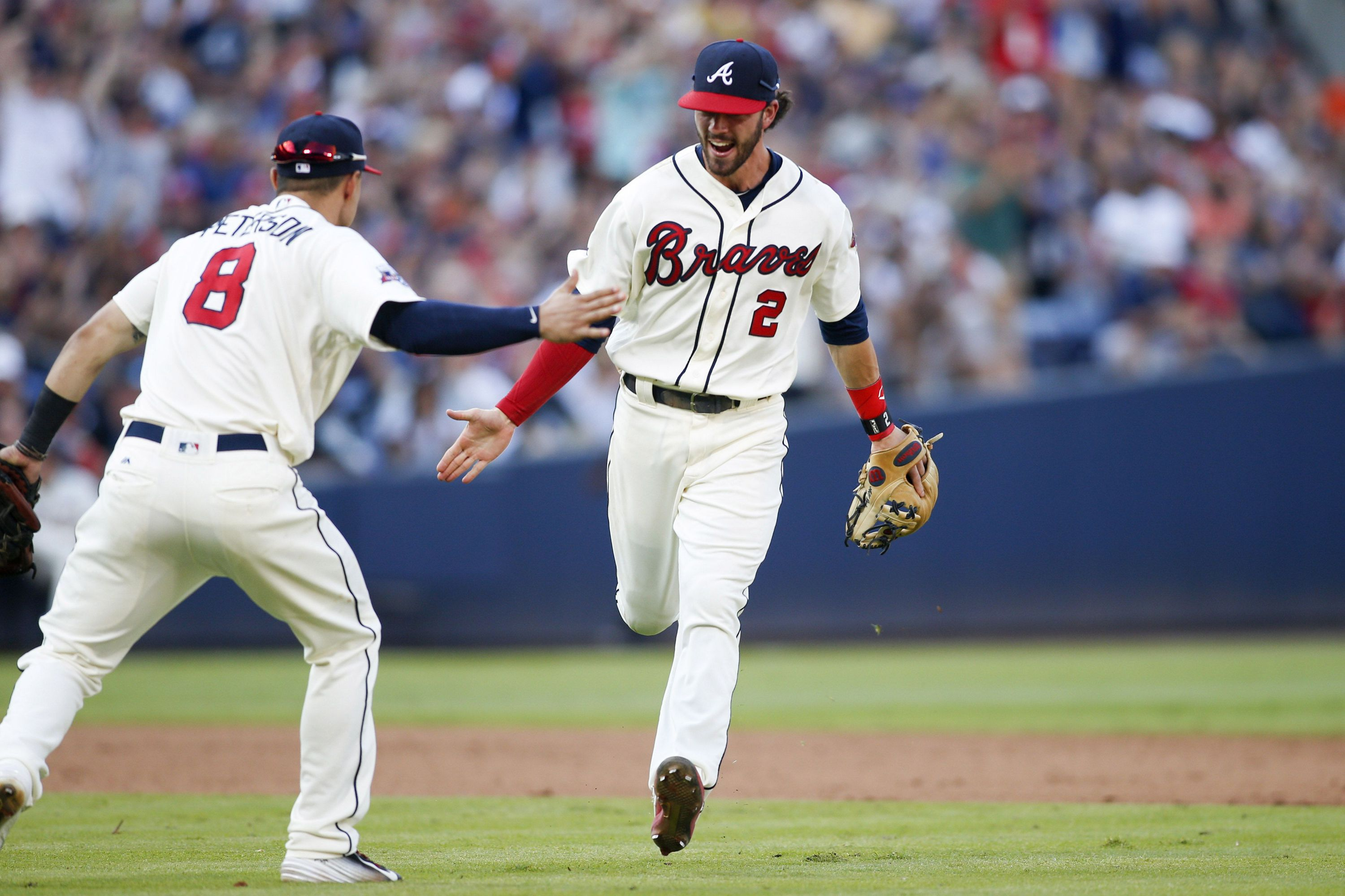 MLB: Detroit Tigers At Atlanta Braves