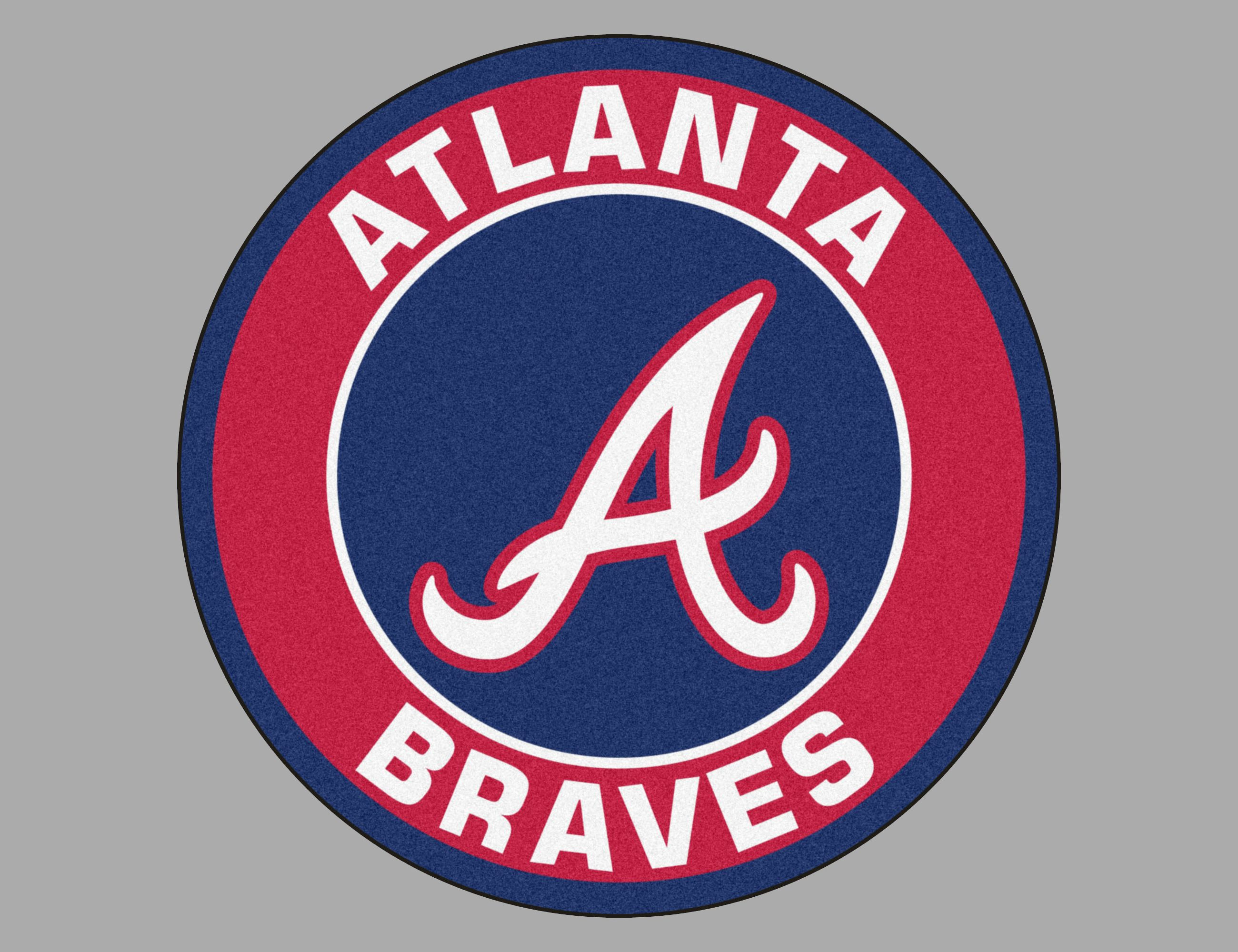 Atlanta Braves In High Resolution