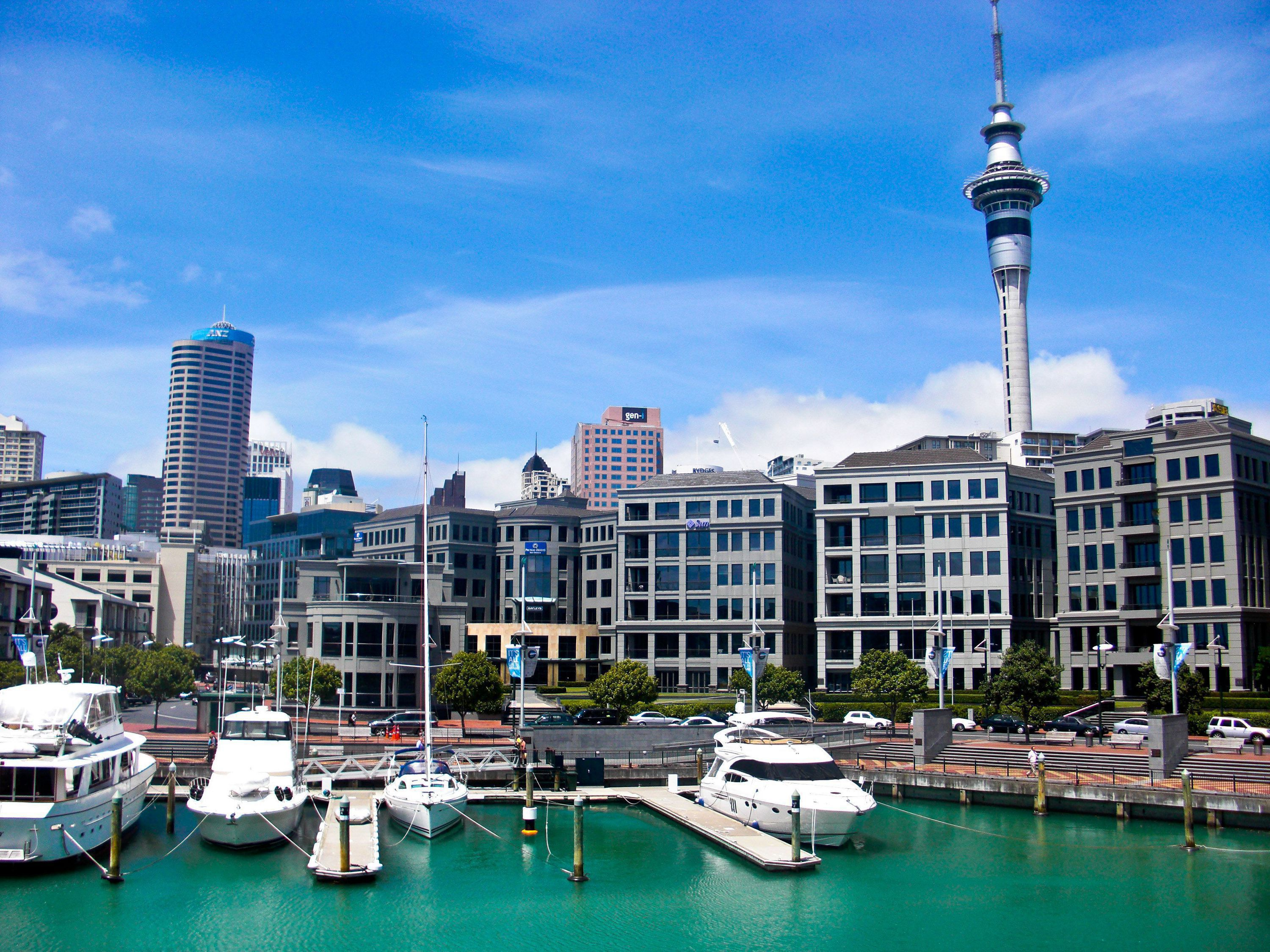 Auckland High Definition Wallpapers