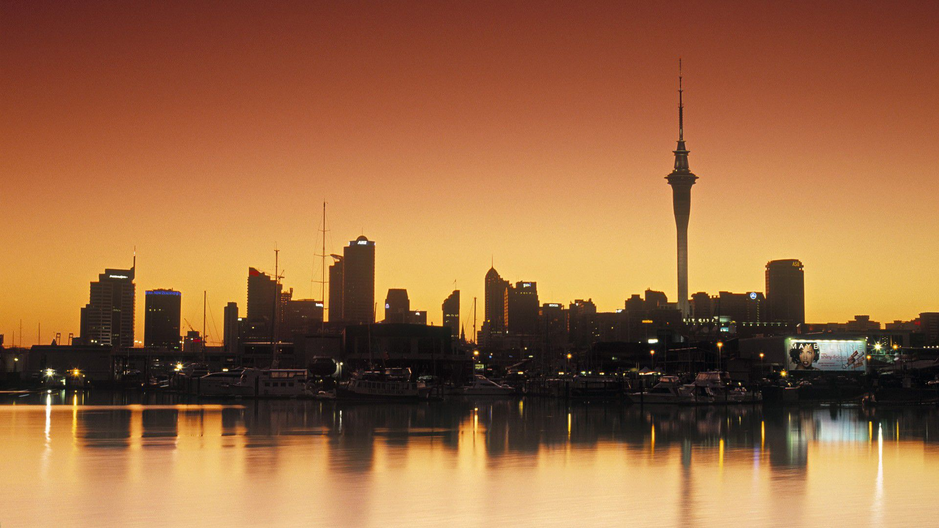 Auckland In High Resolution