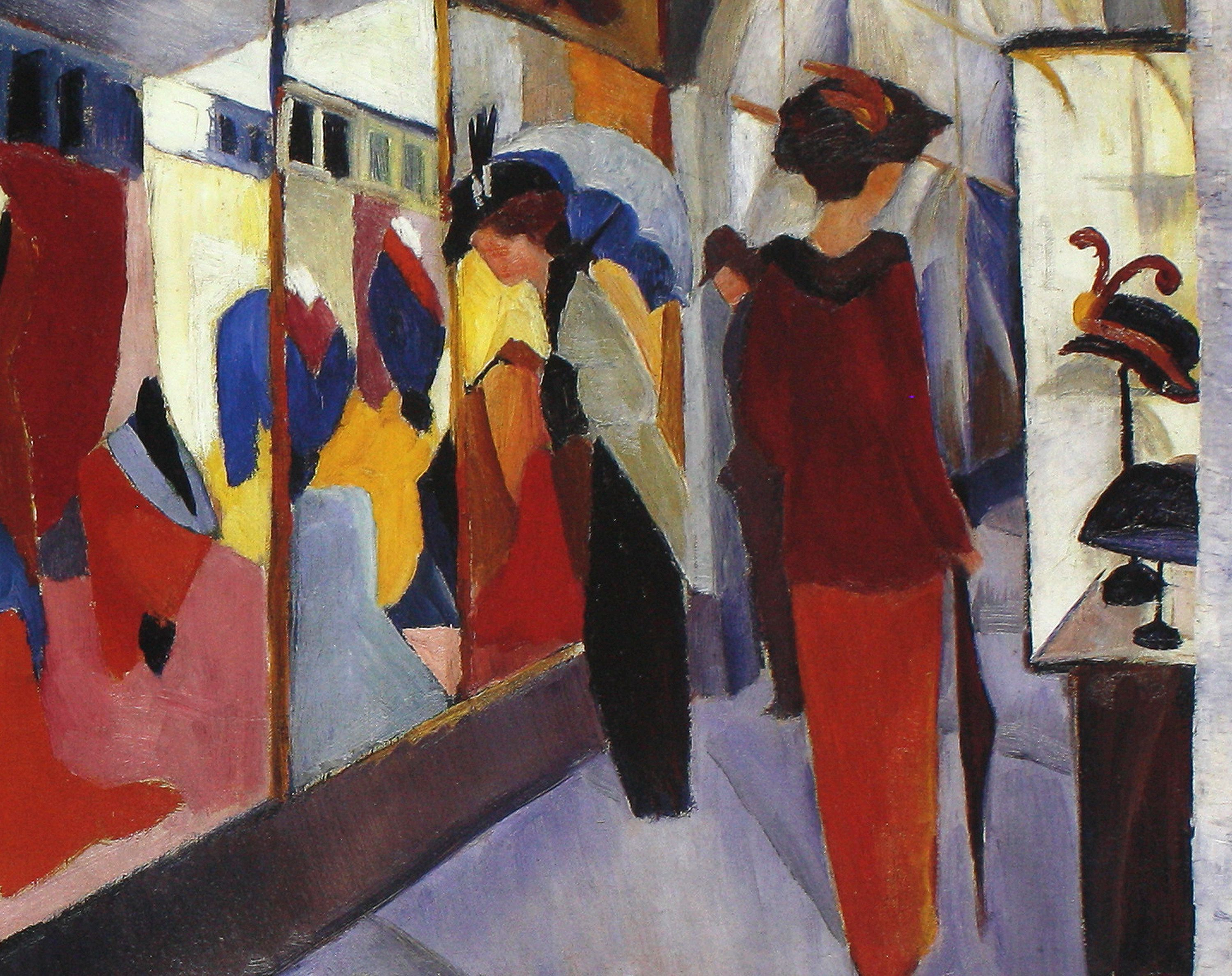 August Macke Beautiful