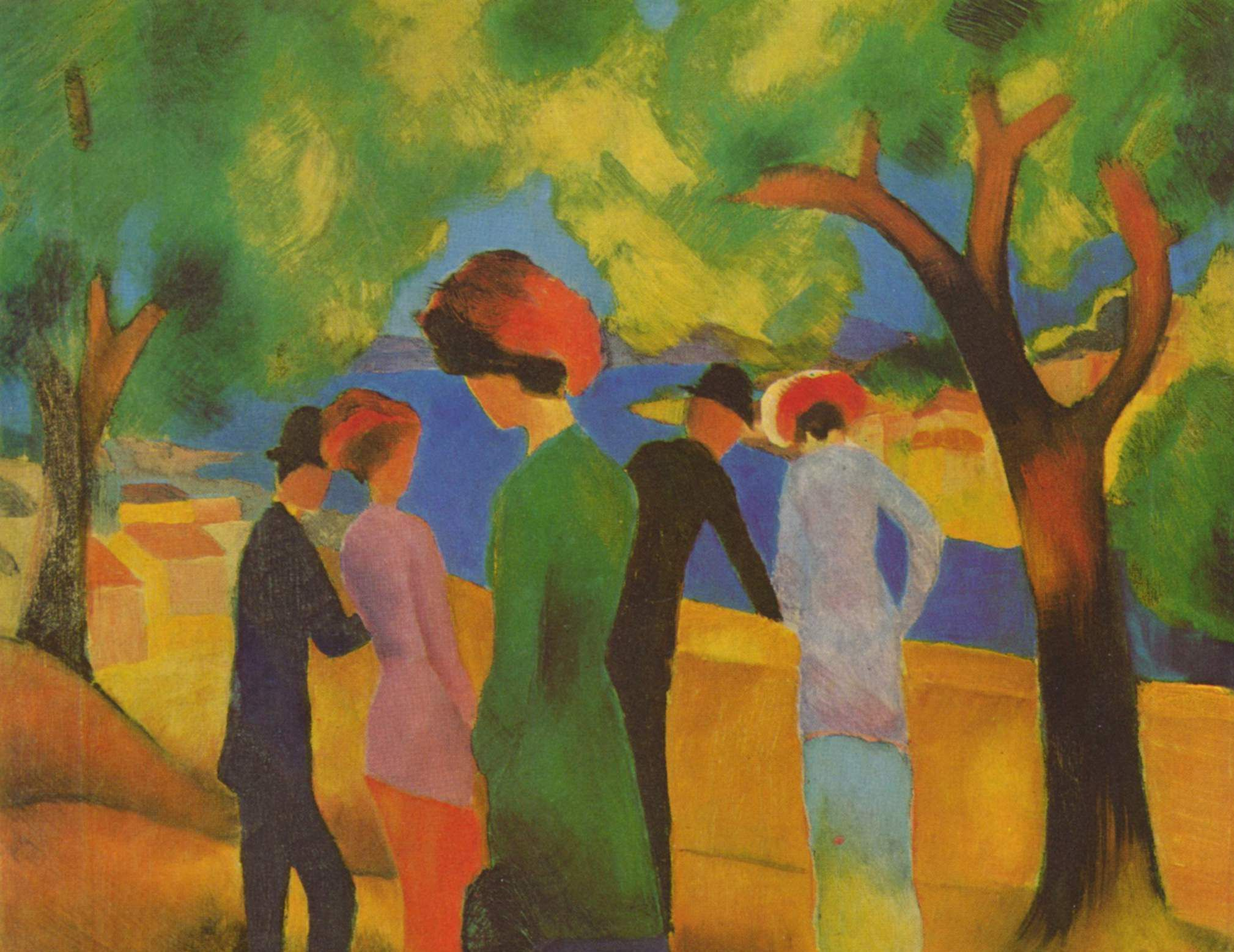 August Macke Photos