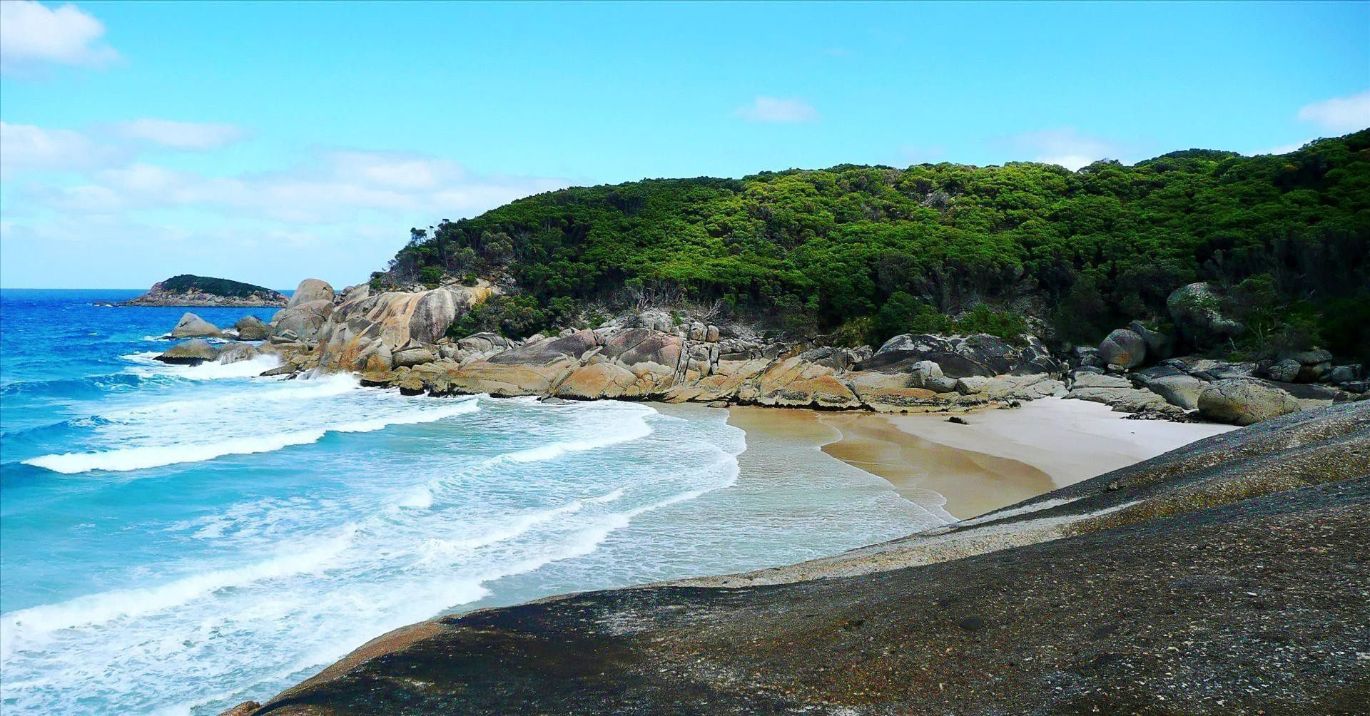 Australian Beach Widescreen