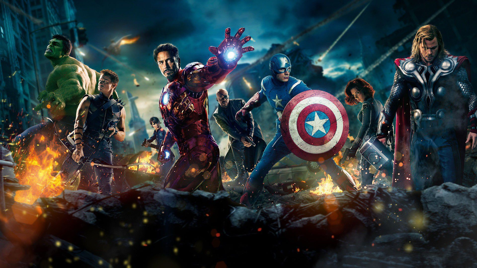 Avengers Assemble Pictures