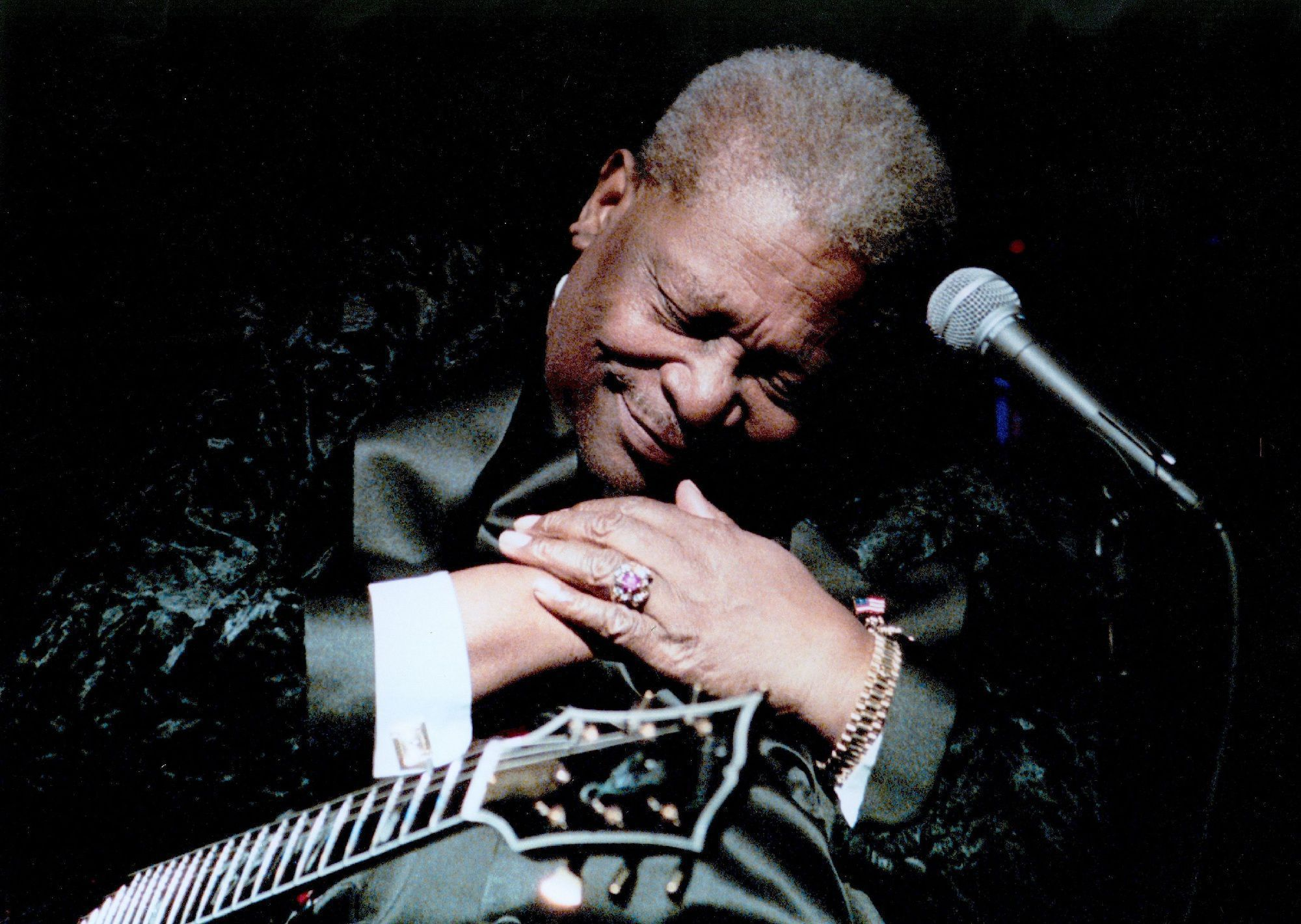 B B King Beautiful