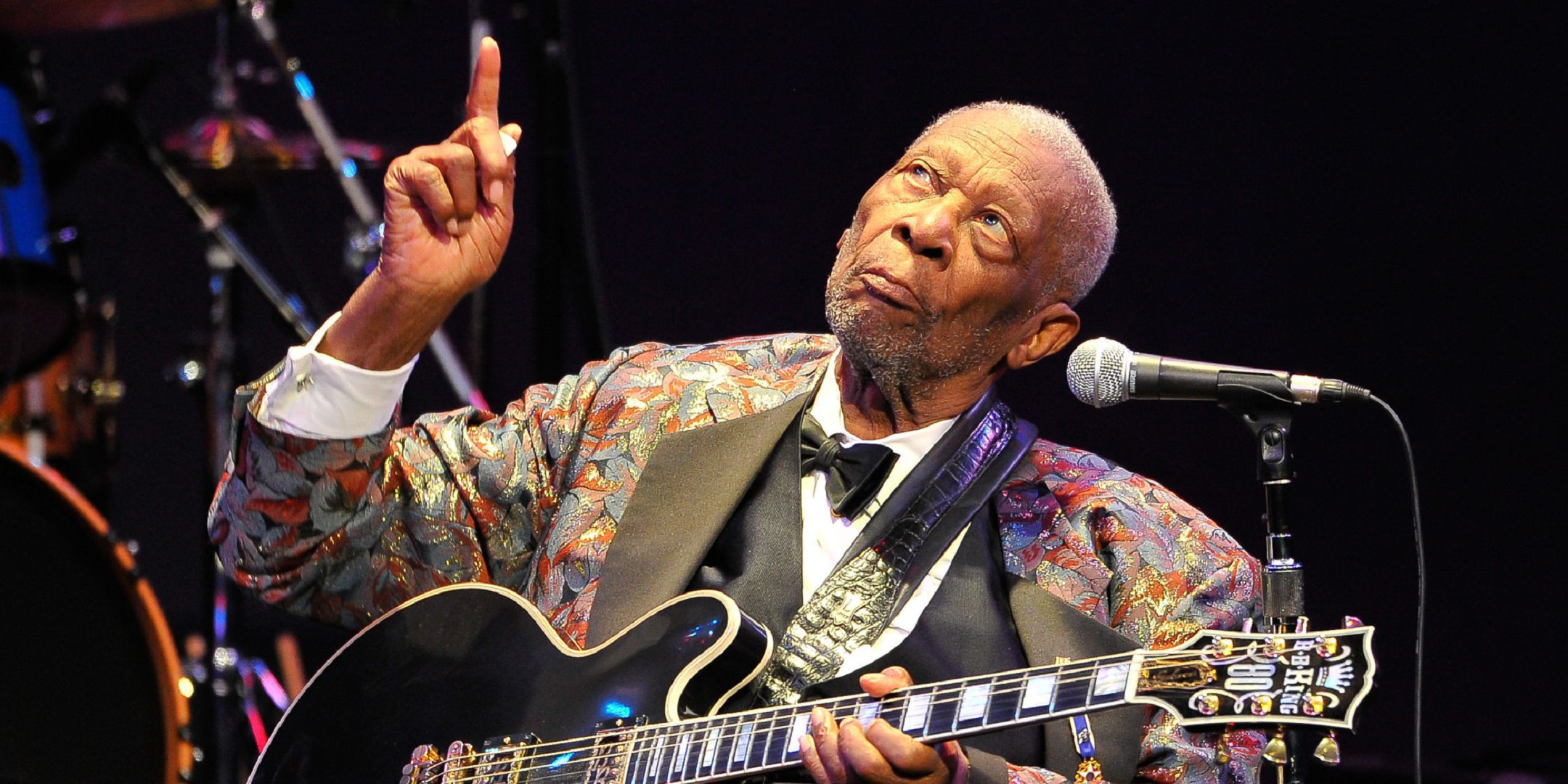 B B King In Concert San Rafael, CA