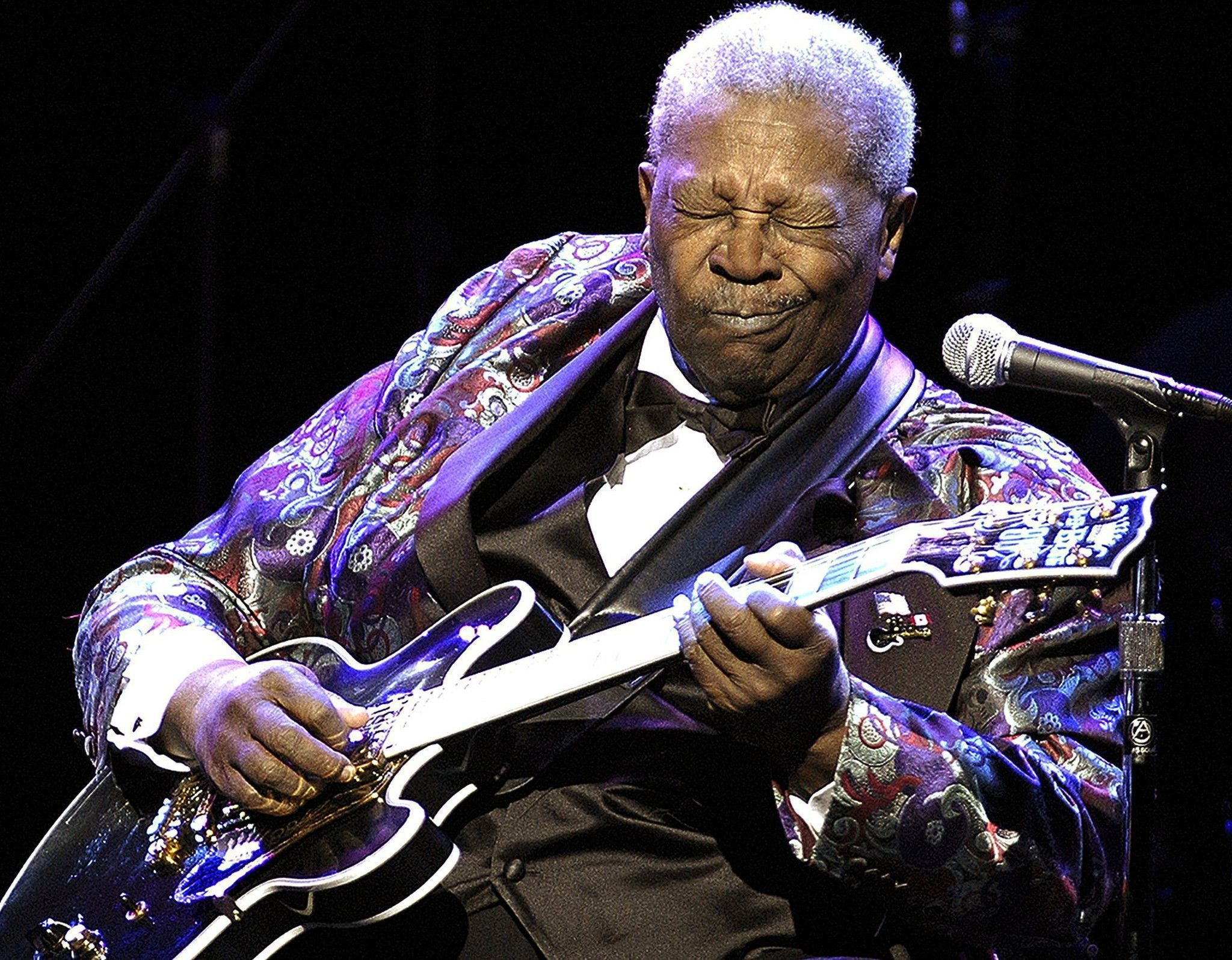 B B King Images