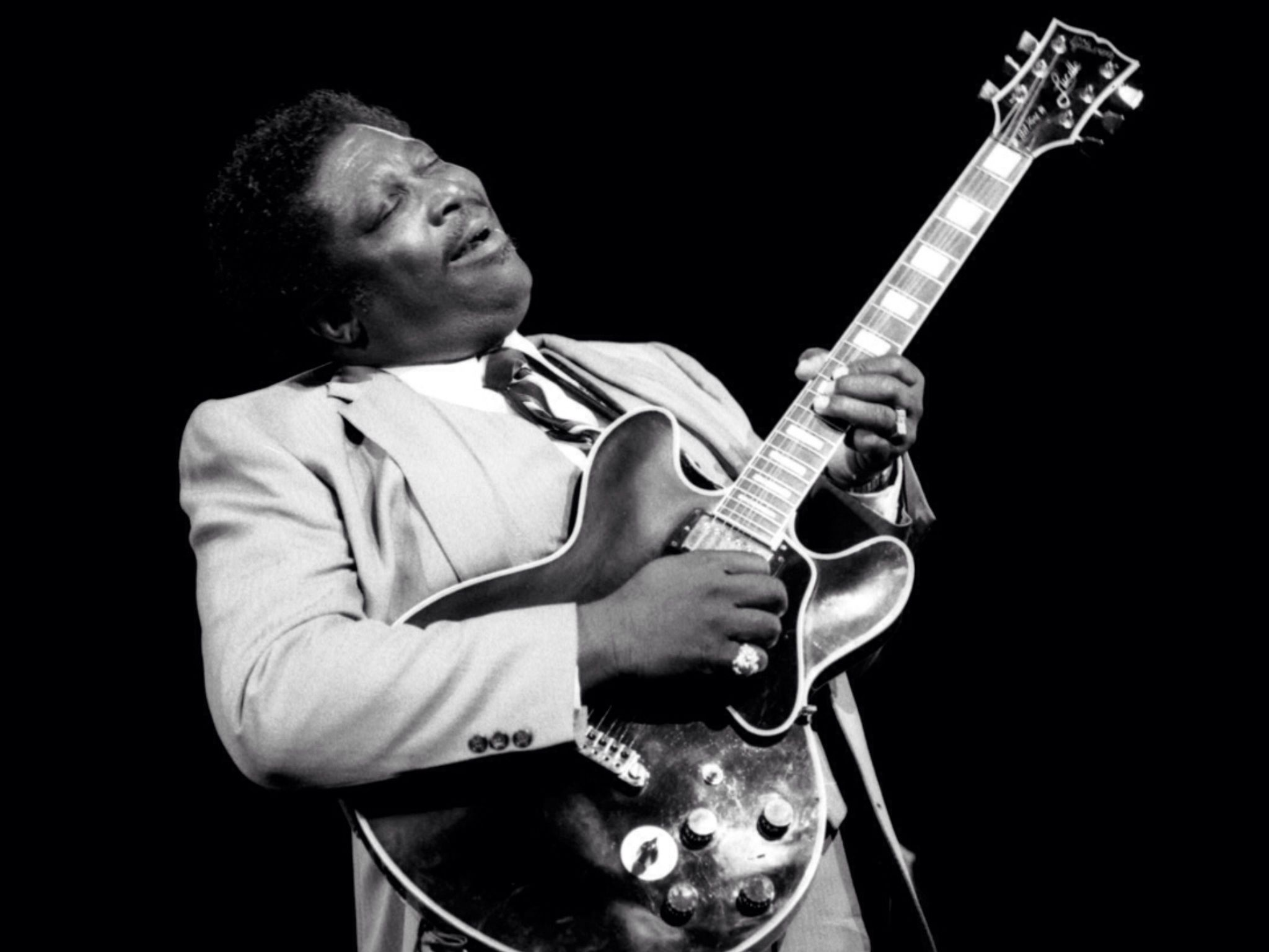 B B King Wallpaper