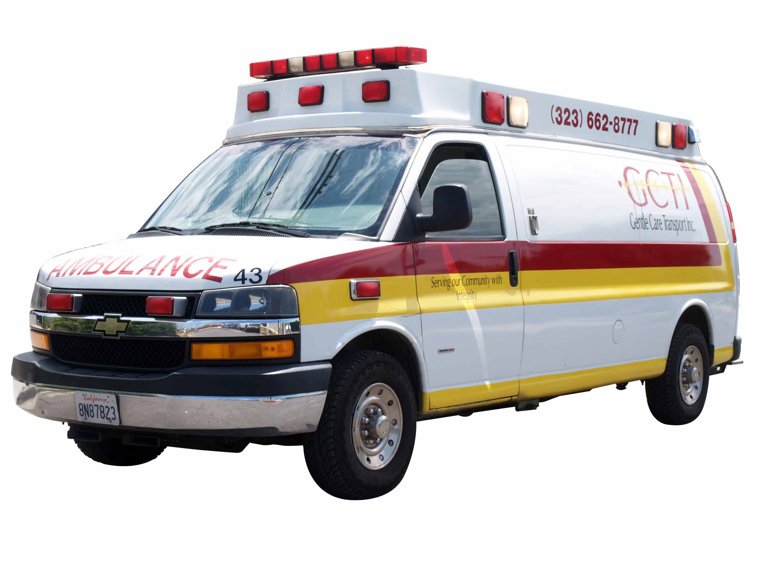 BLS Ambulance