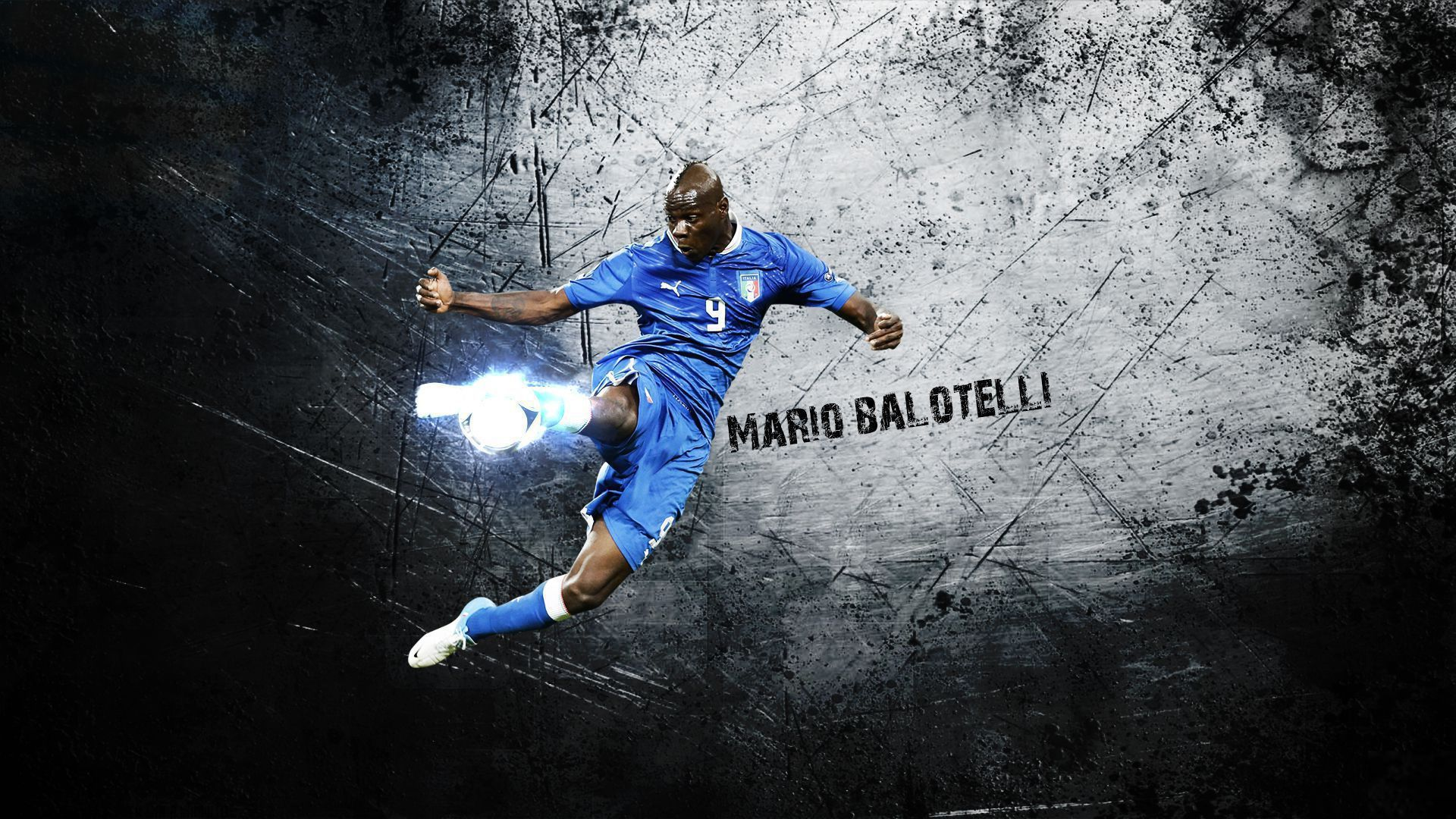 Balotelli Background