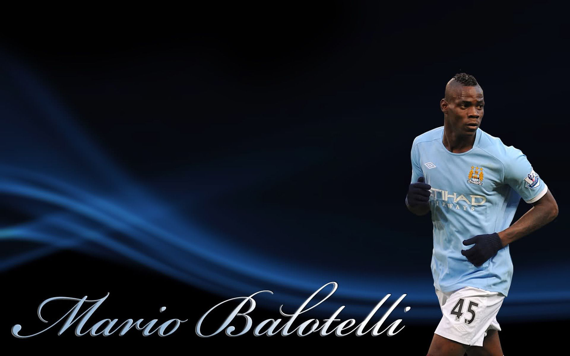 Balotelli Beautiful