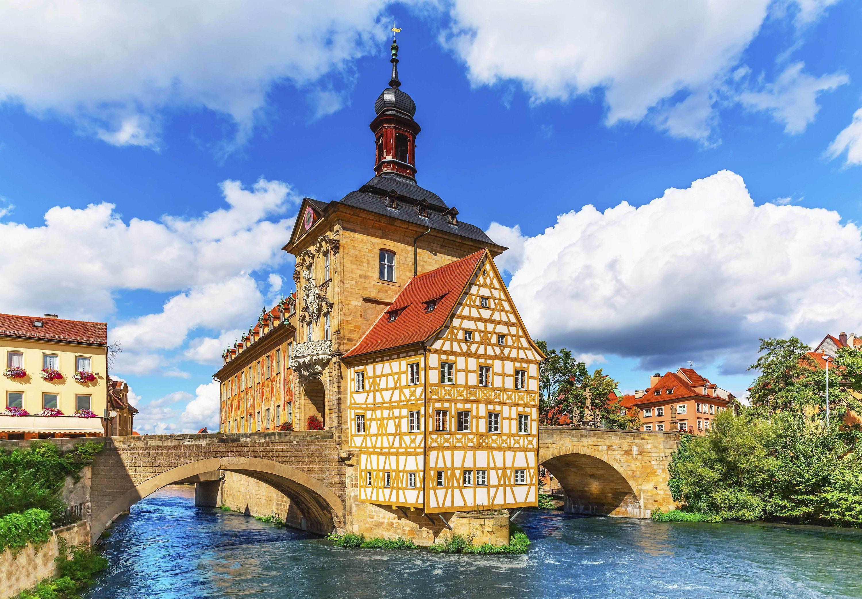 Bamberg Background