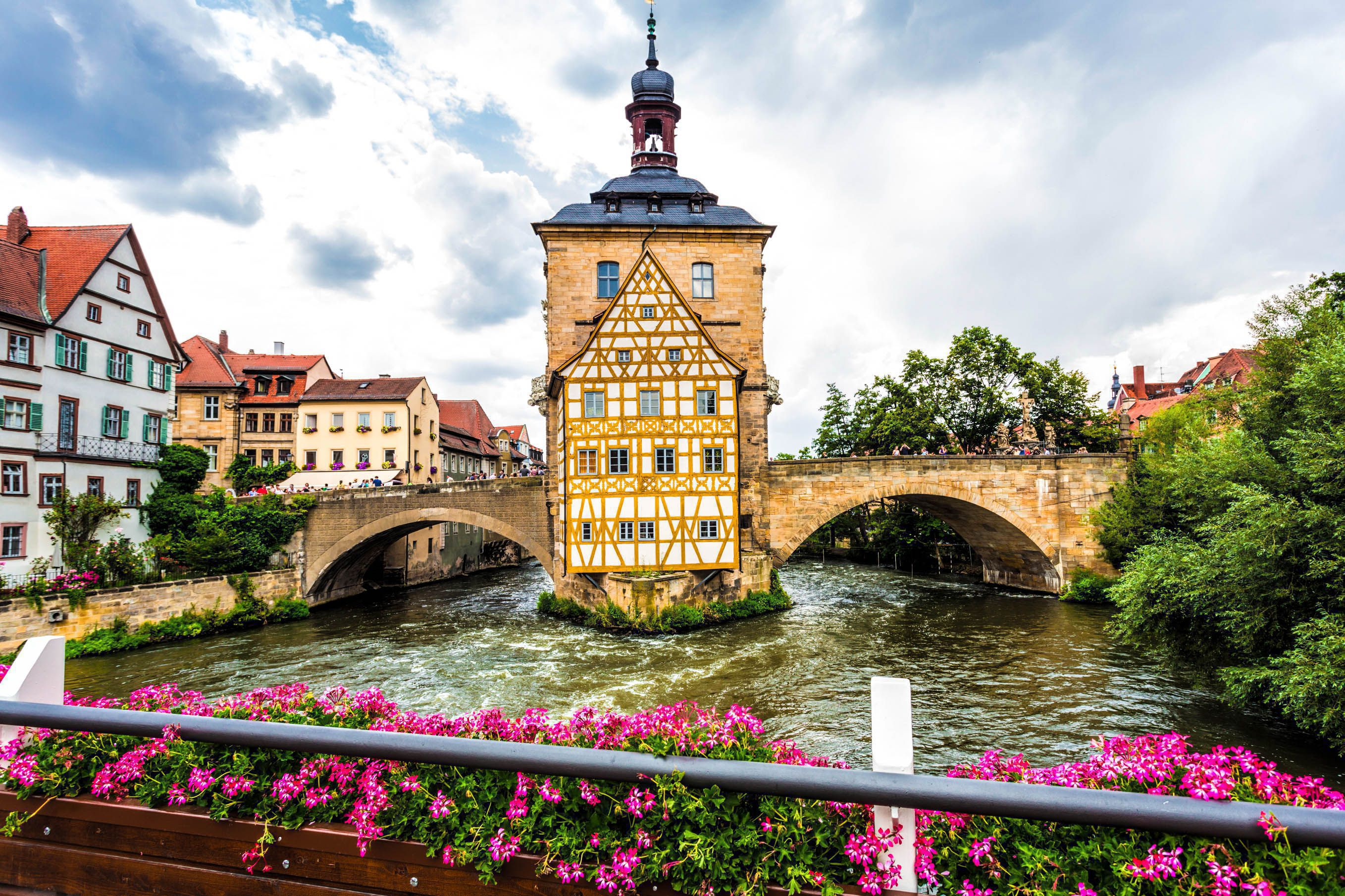 Bamberg HD Background