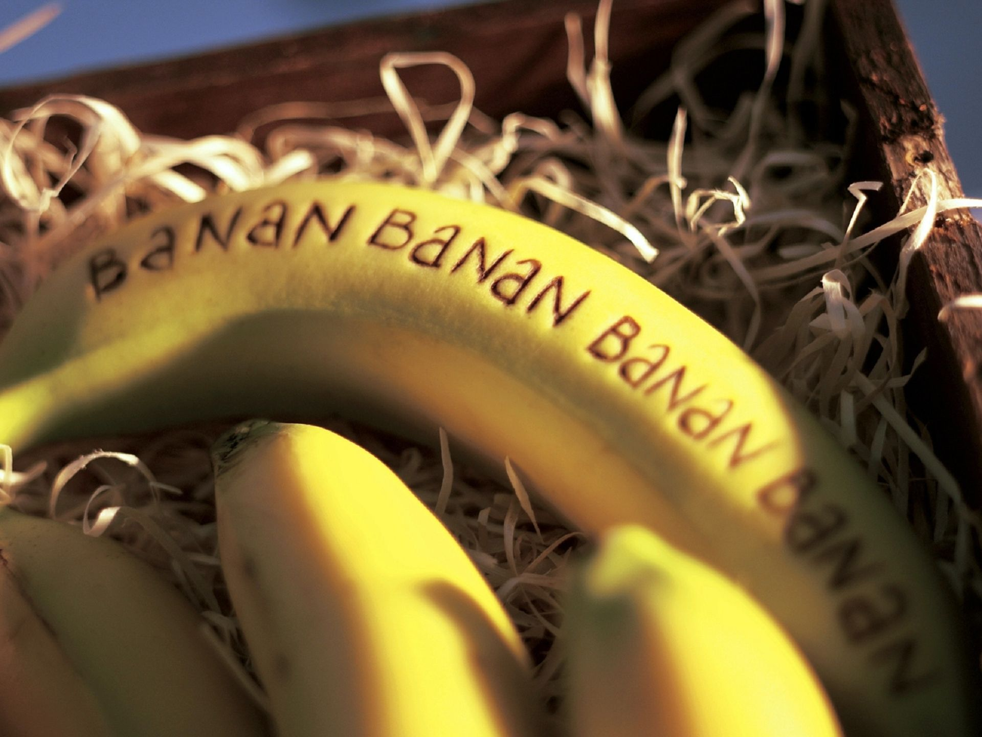 Bananas HD Wallpaper