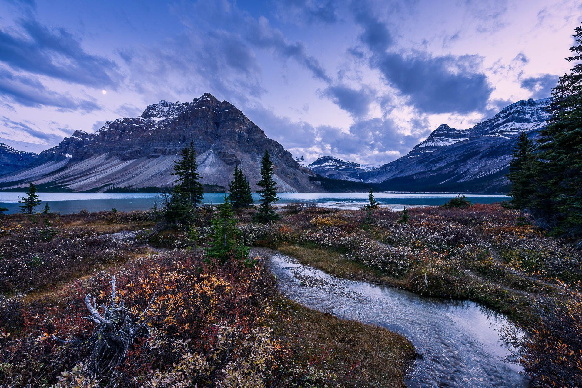 Banff National Park Background
