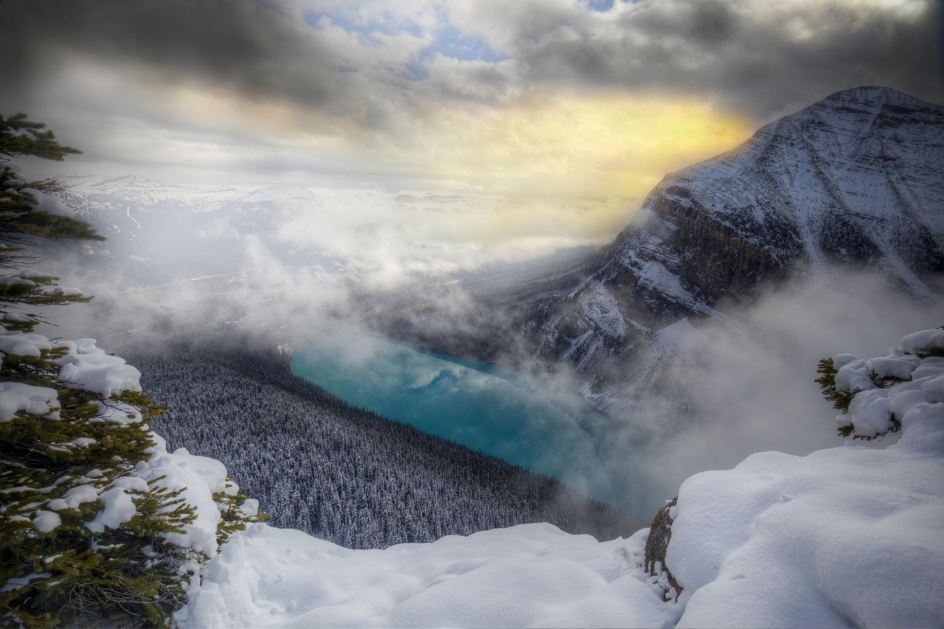 Banff National Park High Definition Wallpapers
