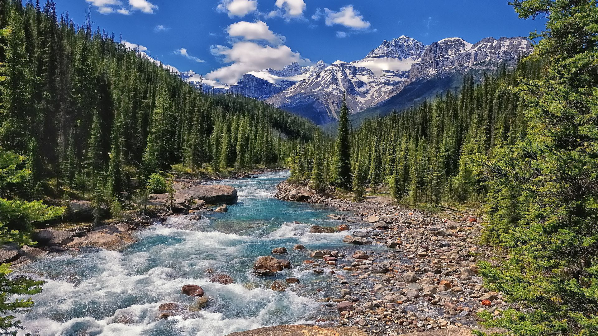 Banff National Park High Quality Wallpapers