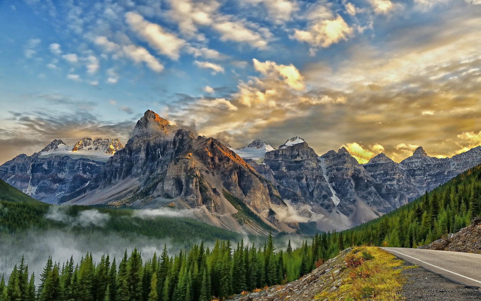 Banff National Park Pictures