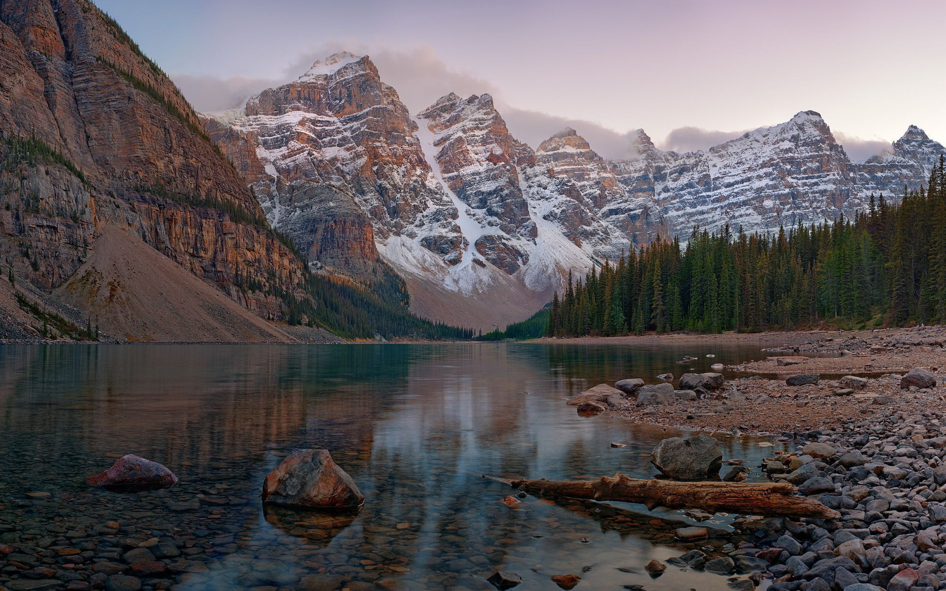 Banff National Park Widescreen