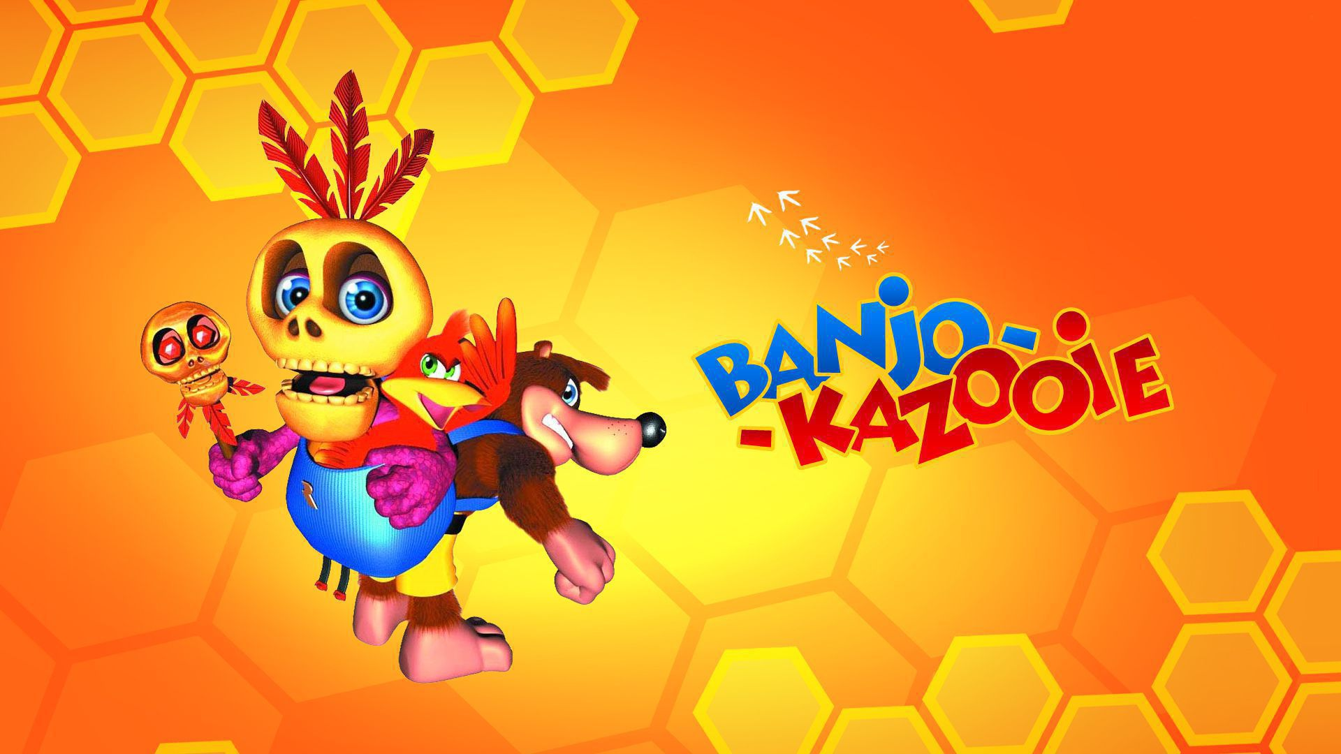 Banjo Kazooie Beautiful