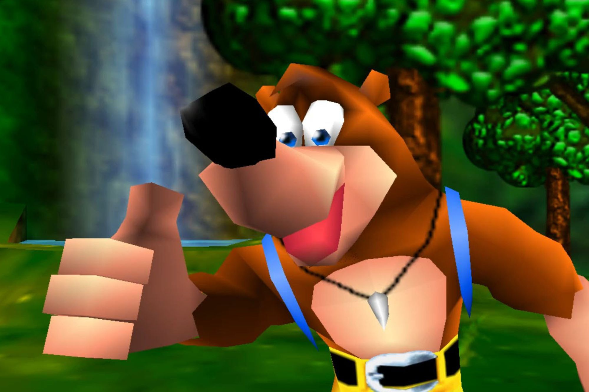 Banjo Kazooie Photos