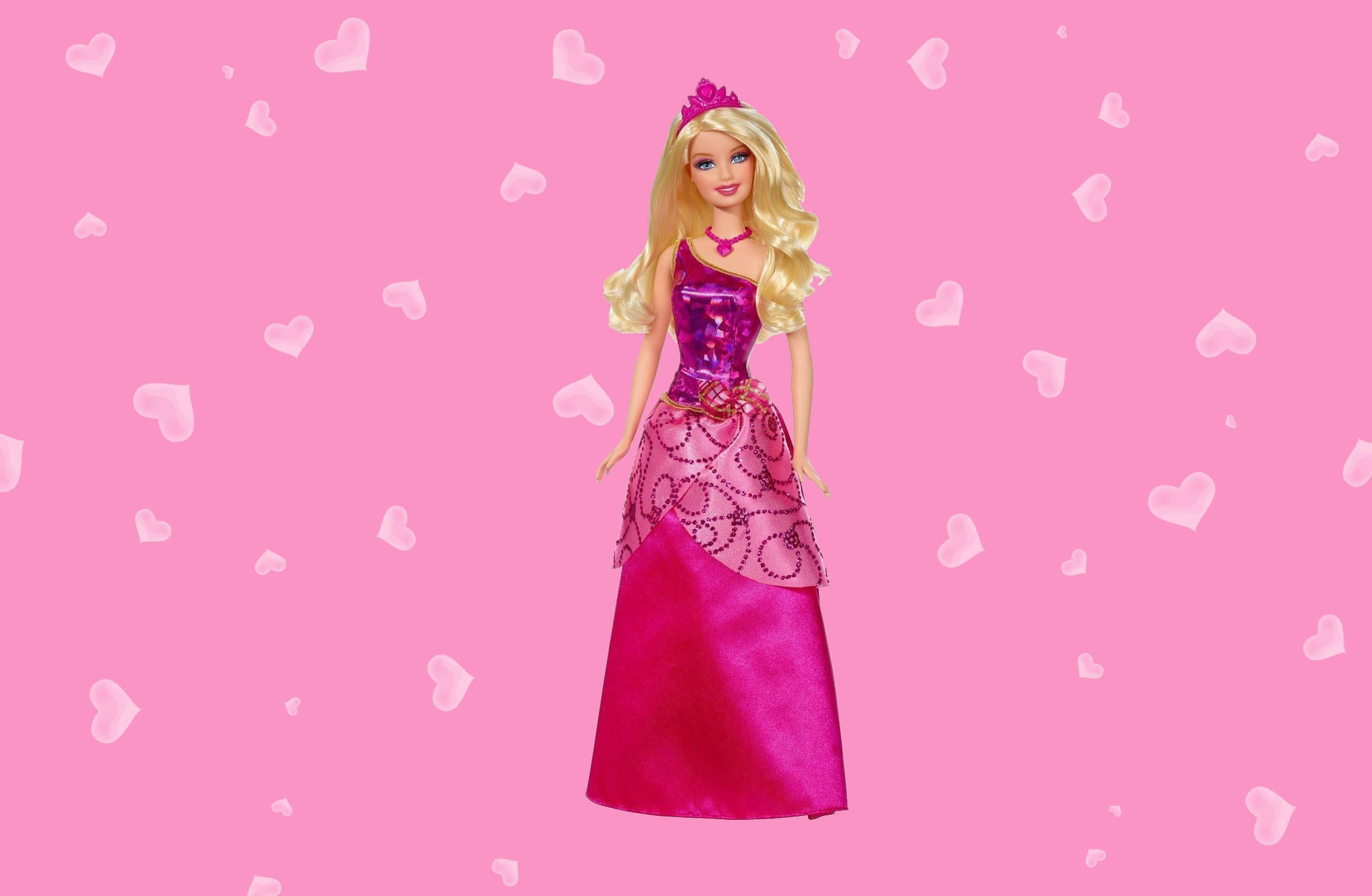 Barbie HD Wallpaper