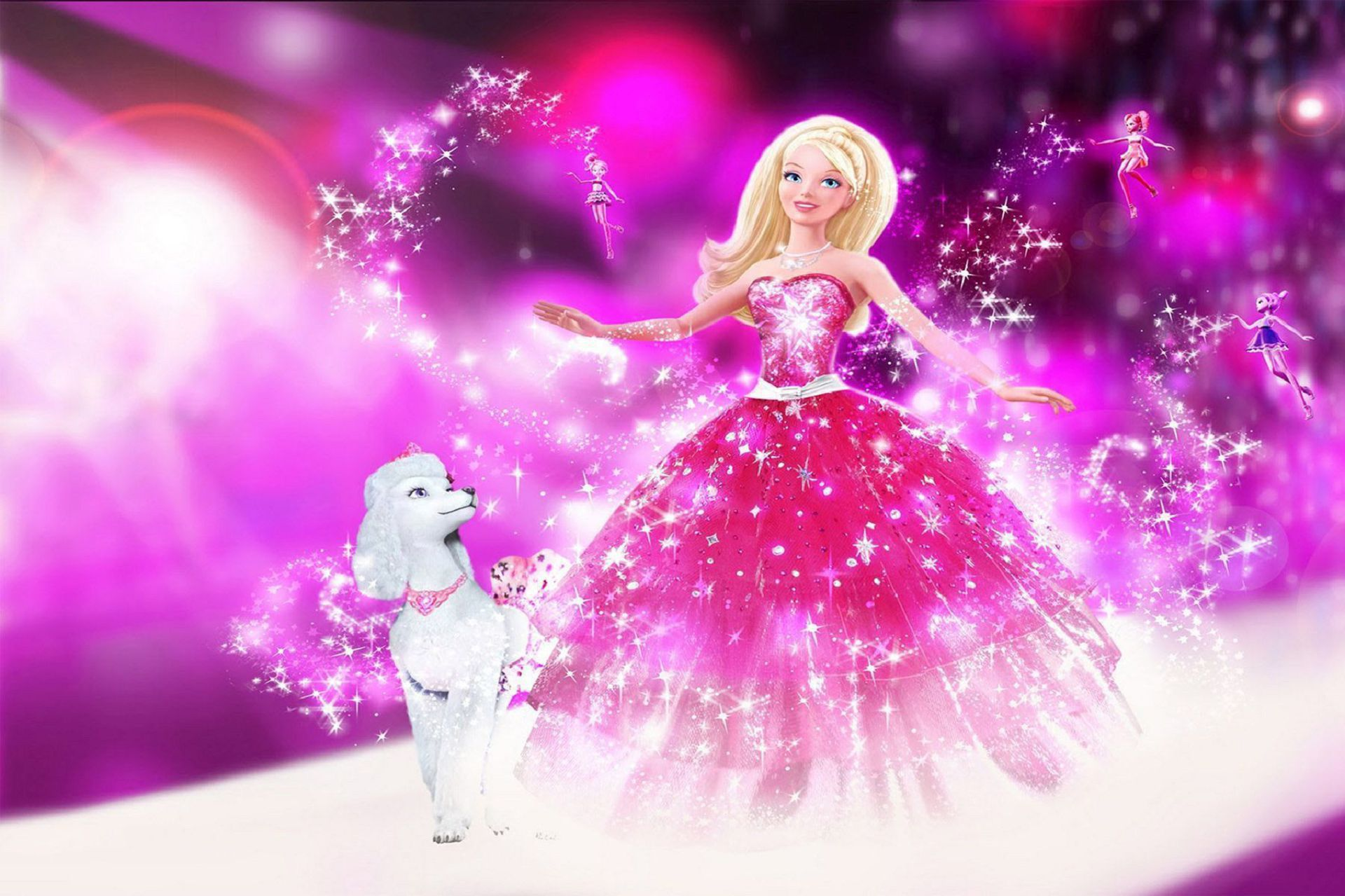 Barbie Wallpapers HD