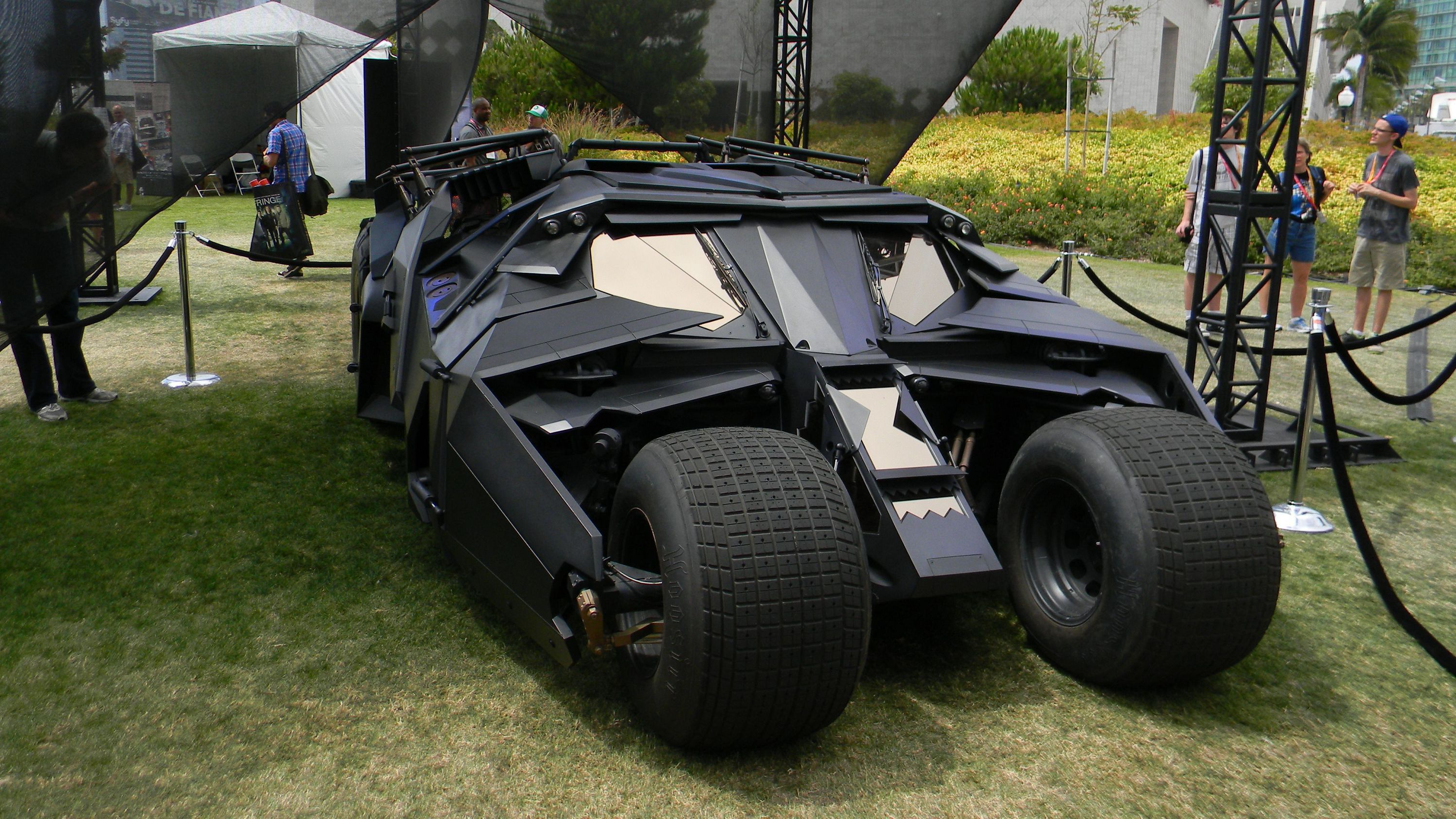 Batmobile Beautiful
