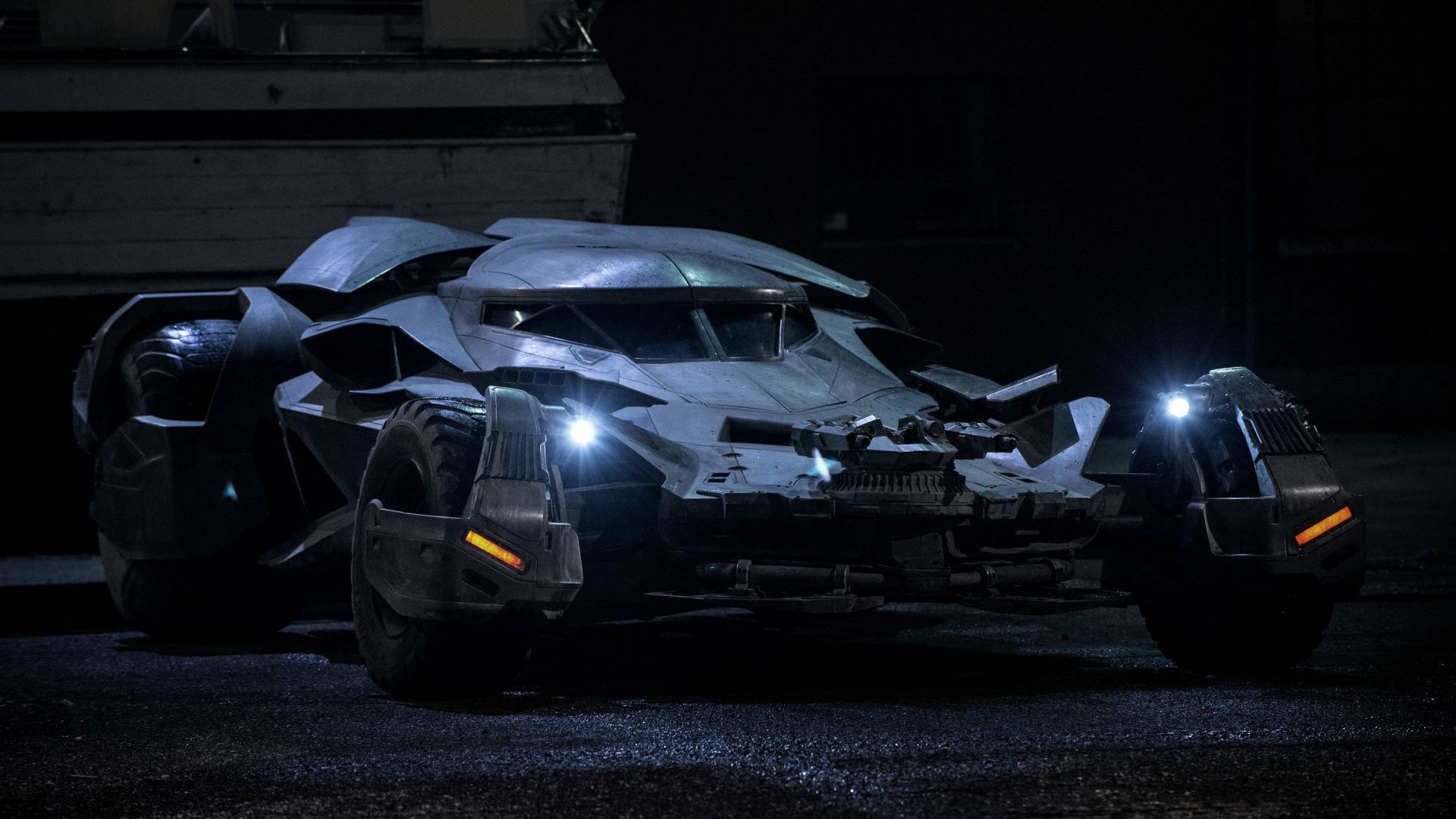 Batmobile HD Wallpaper