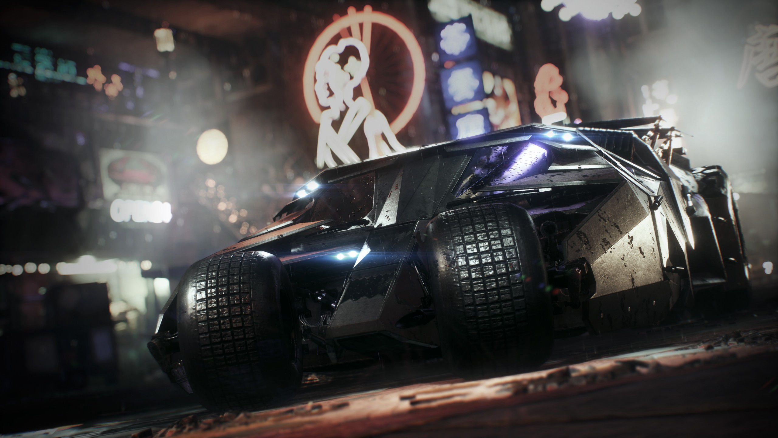 Batmobile High Definition Wallpapers
