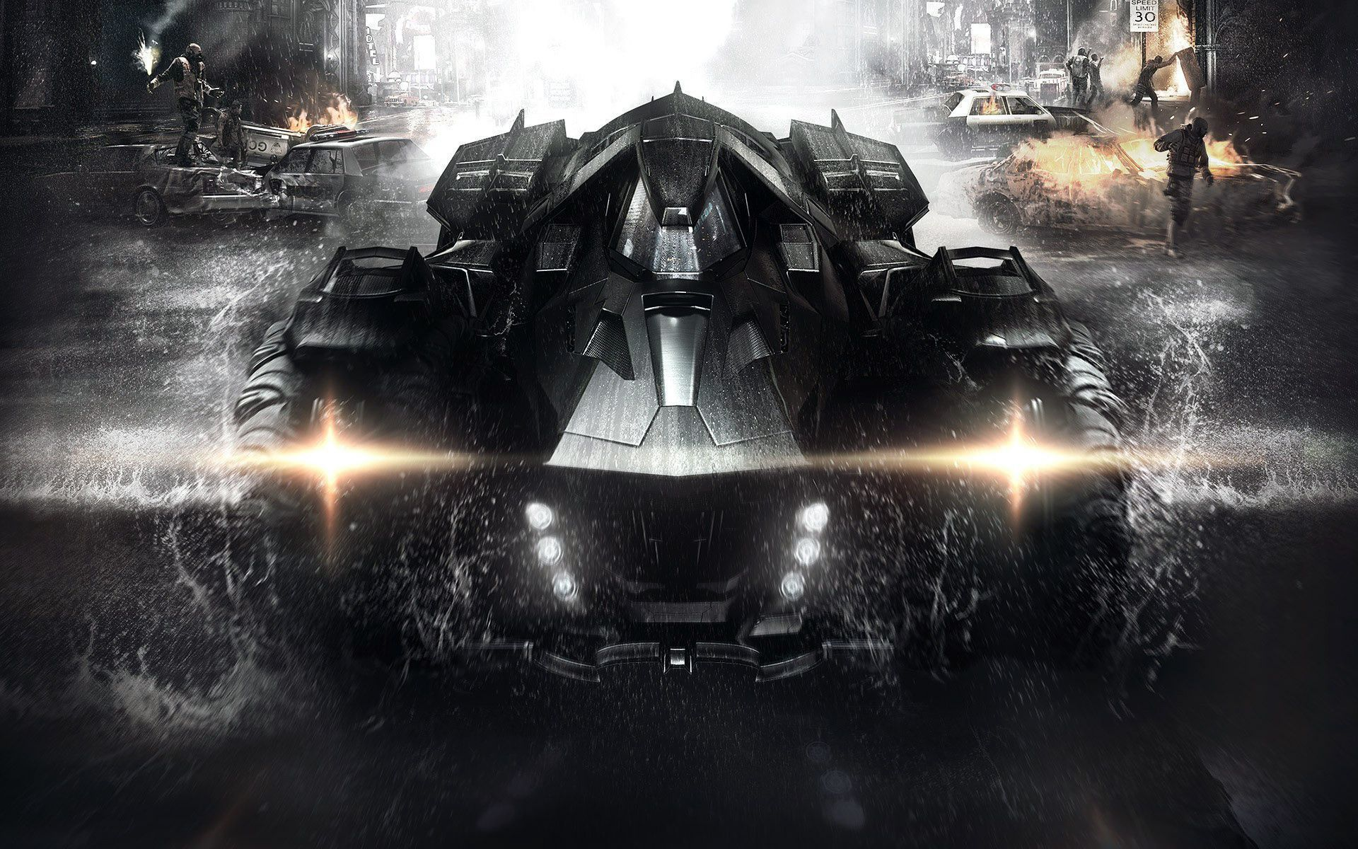 Batmobile High Quality Wallpapers