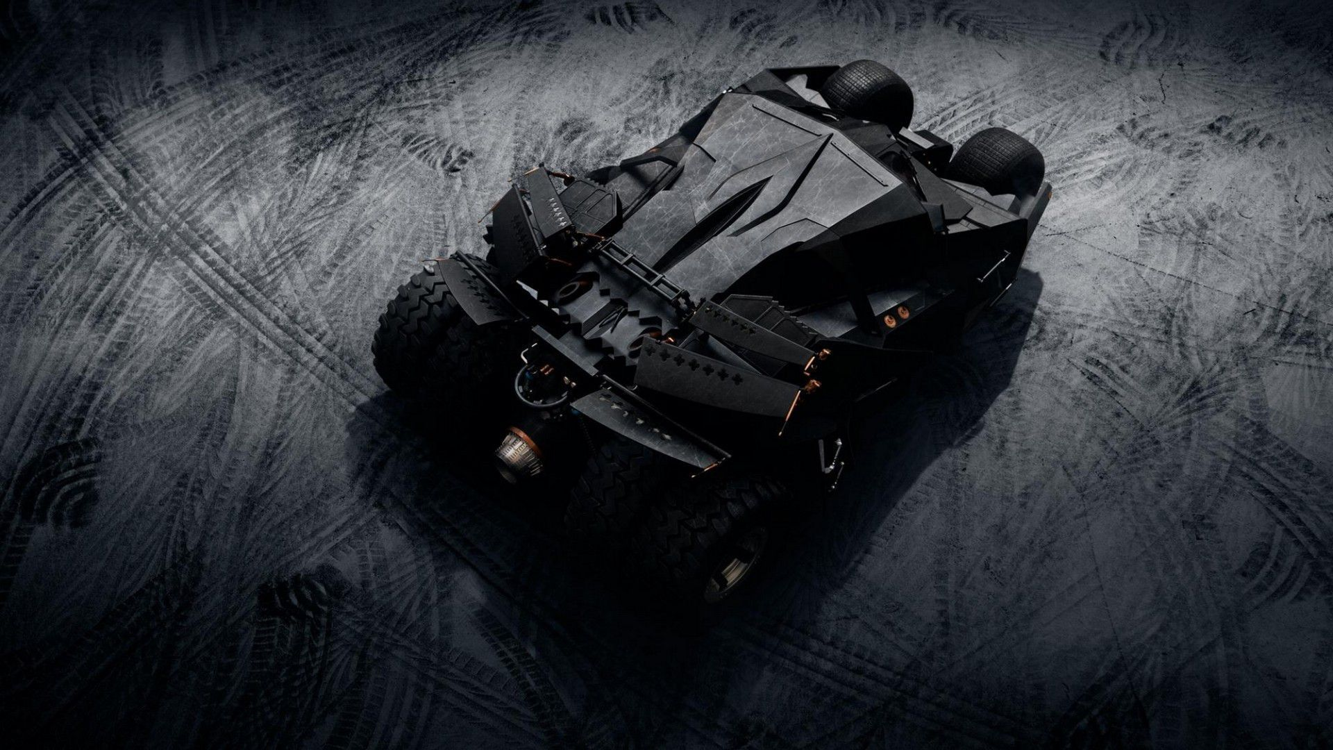 Batmobile Images