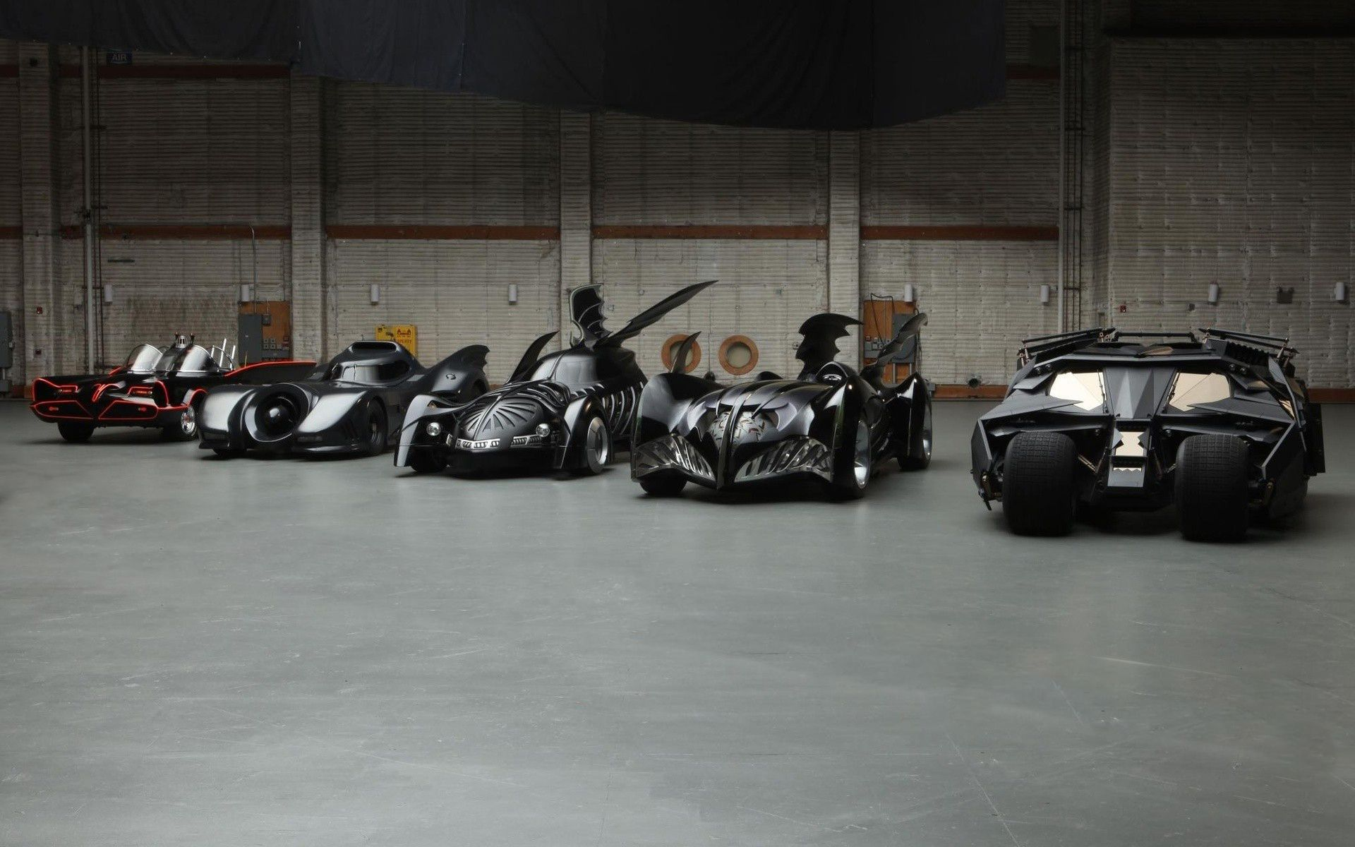 Batmobile Pictures