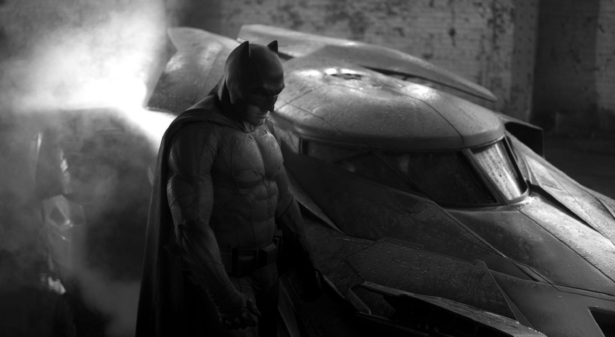 Batmobile Widescreen