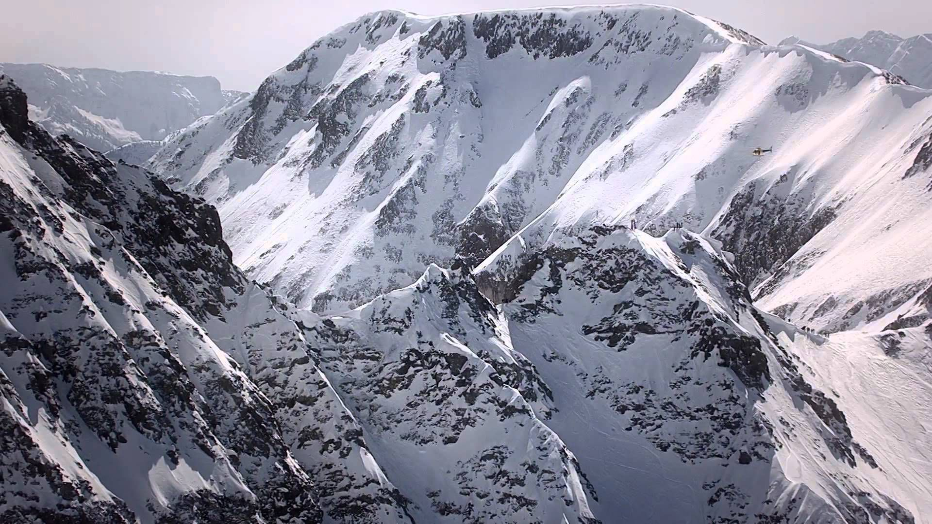 Big Mountains HD Desktop