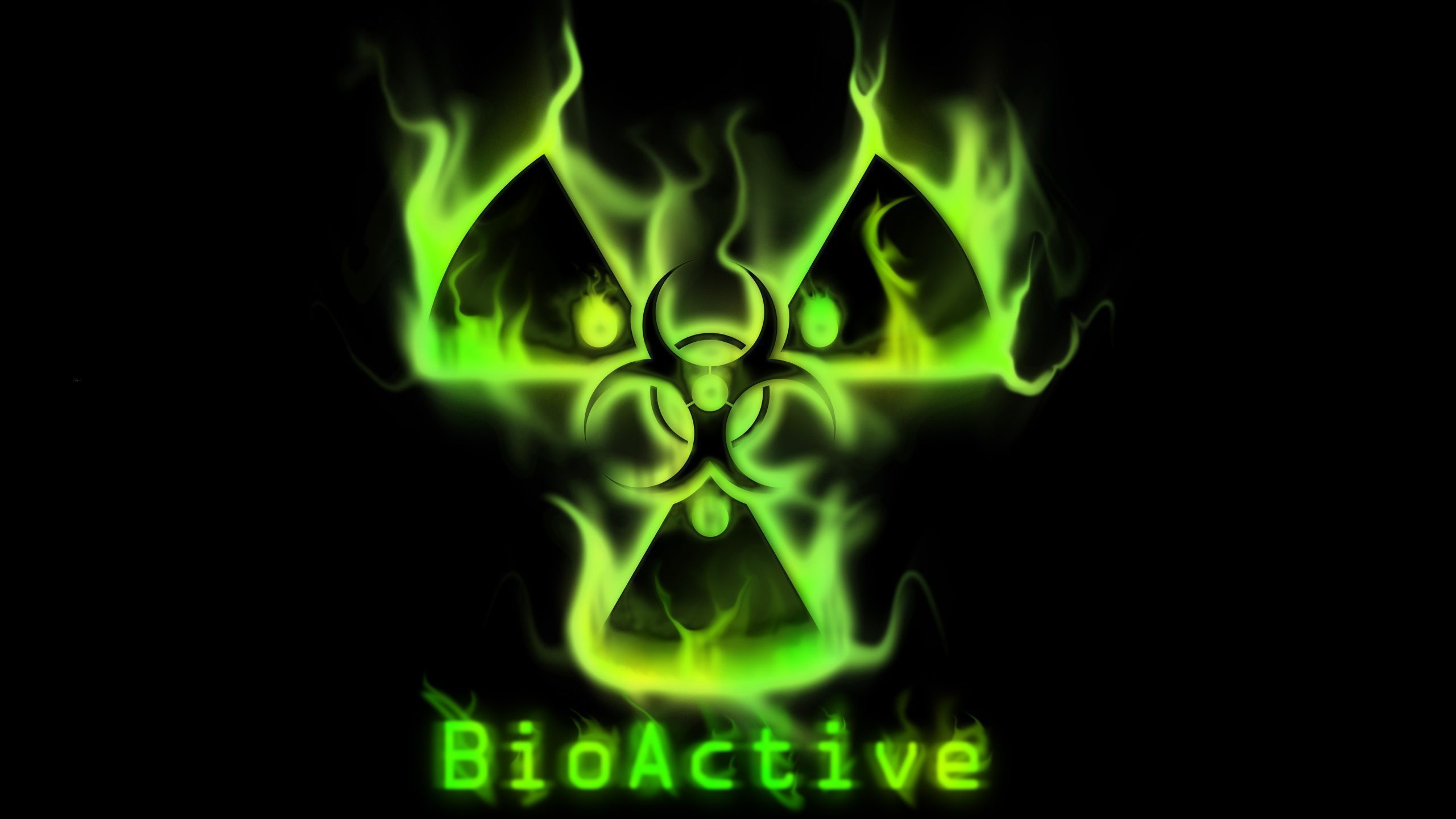 Biohazard HD Desktop