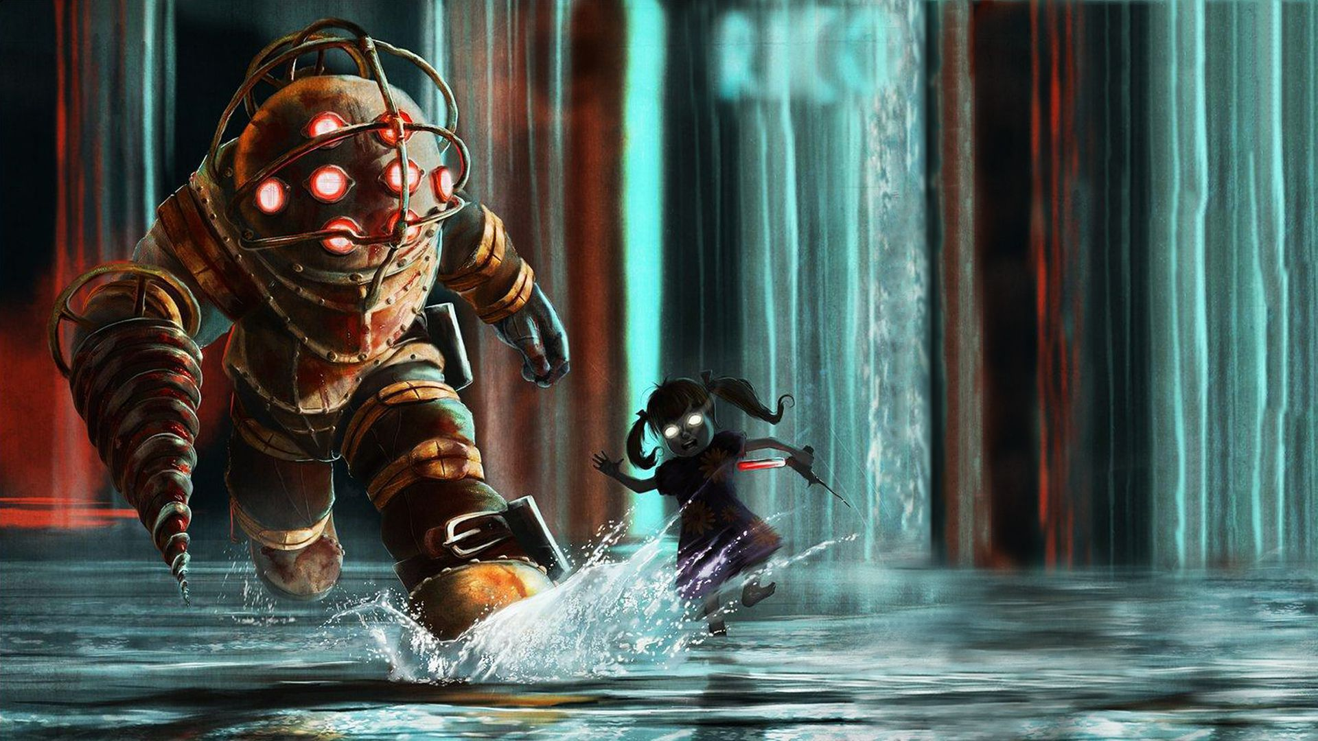 Bioshock HD Wallpaper