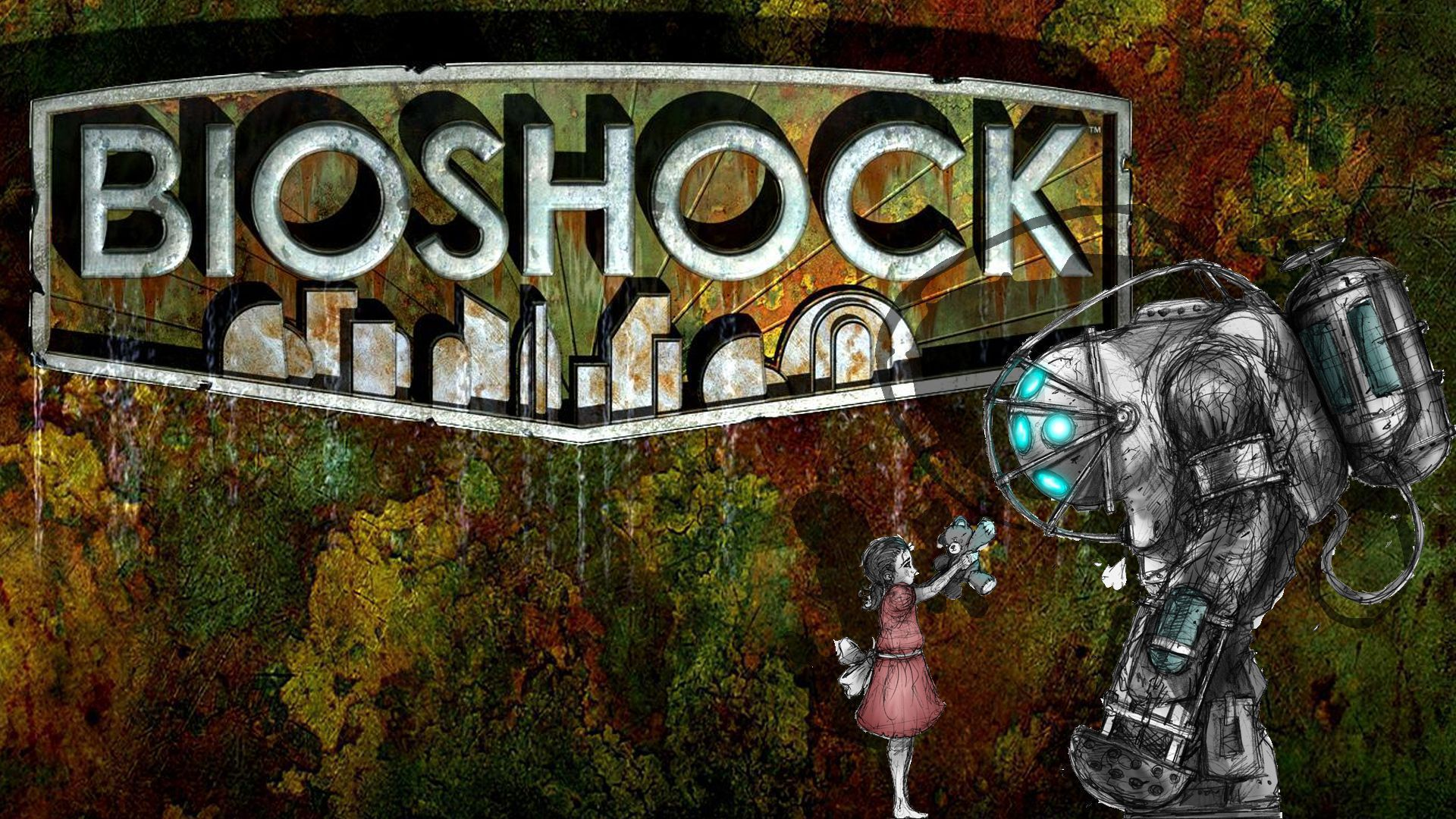Bioshock High Quality Wallpapers