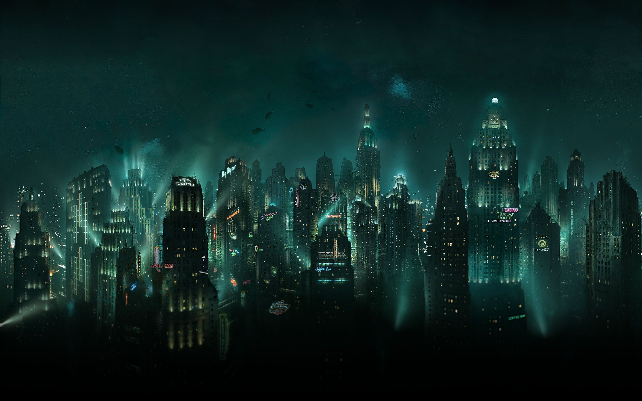 Bioshock Wallpapers HD