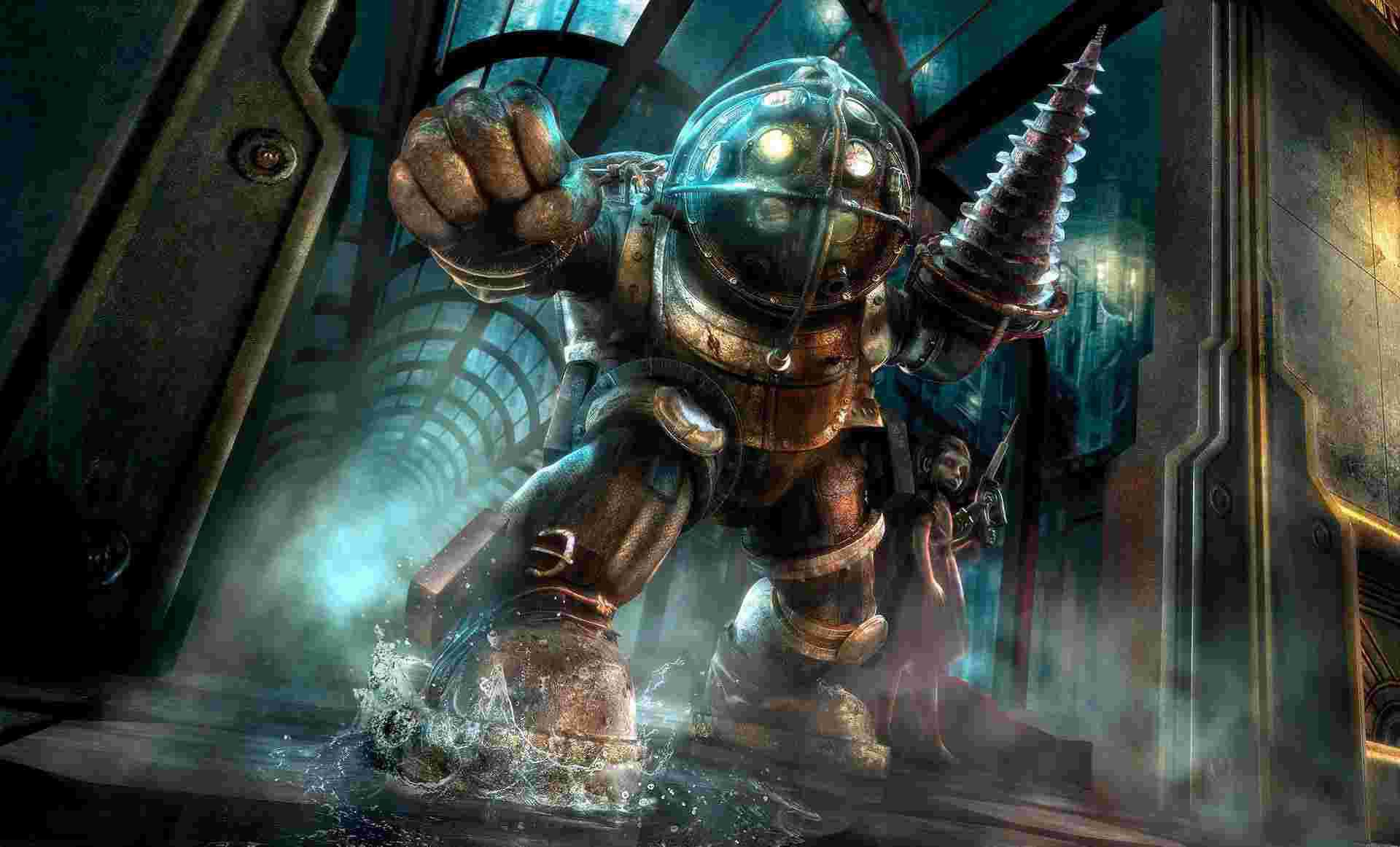 Bioshock Wallpaper Pack