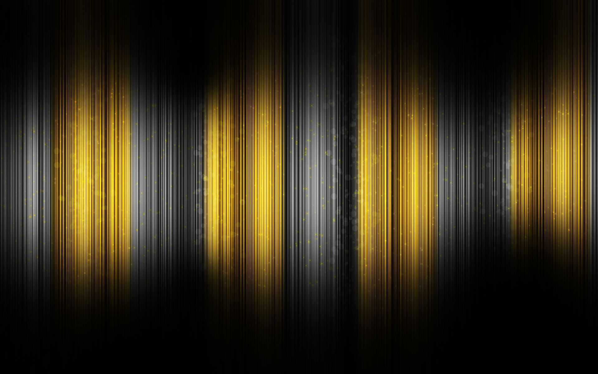 Black And Yellow In High Resolution