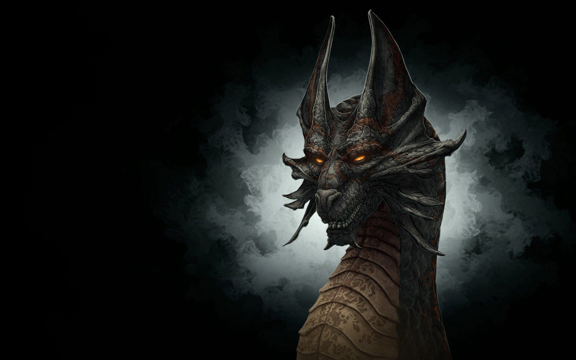Black Dragon High Definition Wallpapers