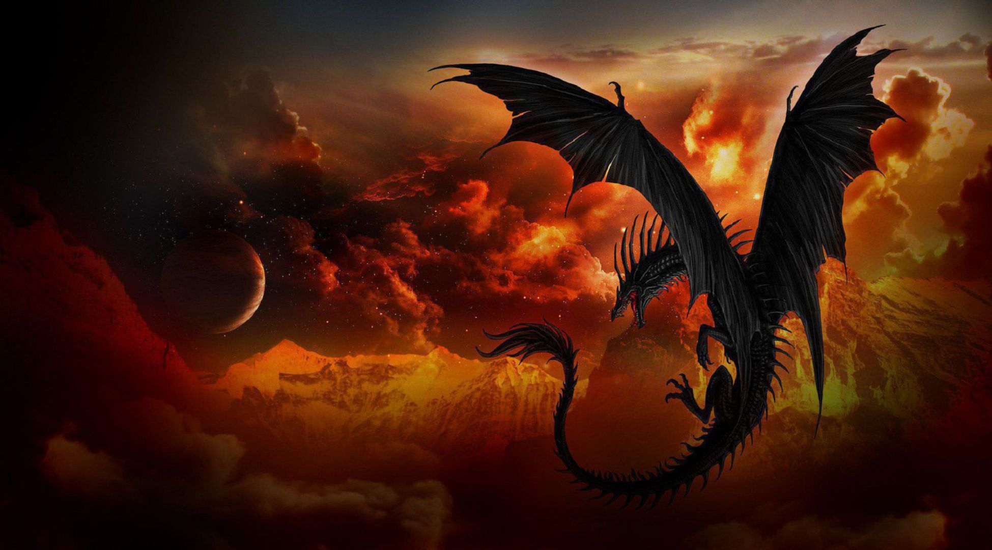 Black Dragon Widescreen