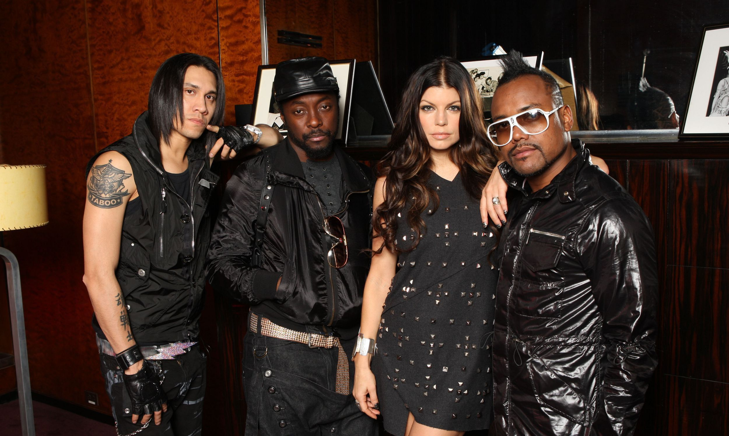 Black Eyed Peas HD Background