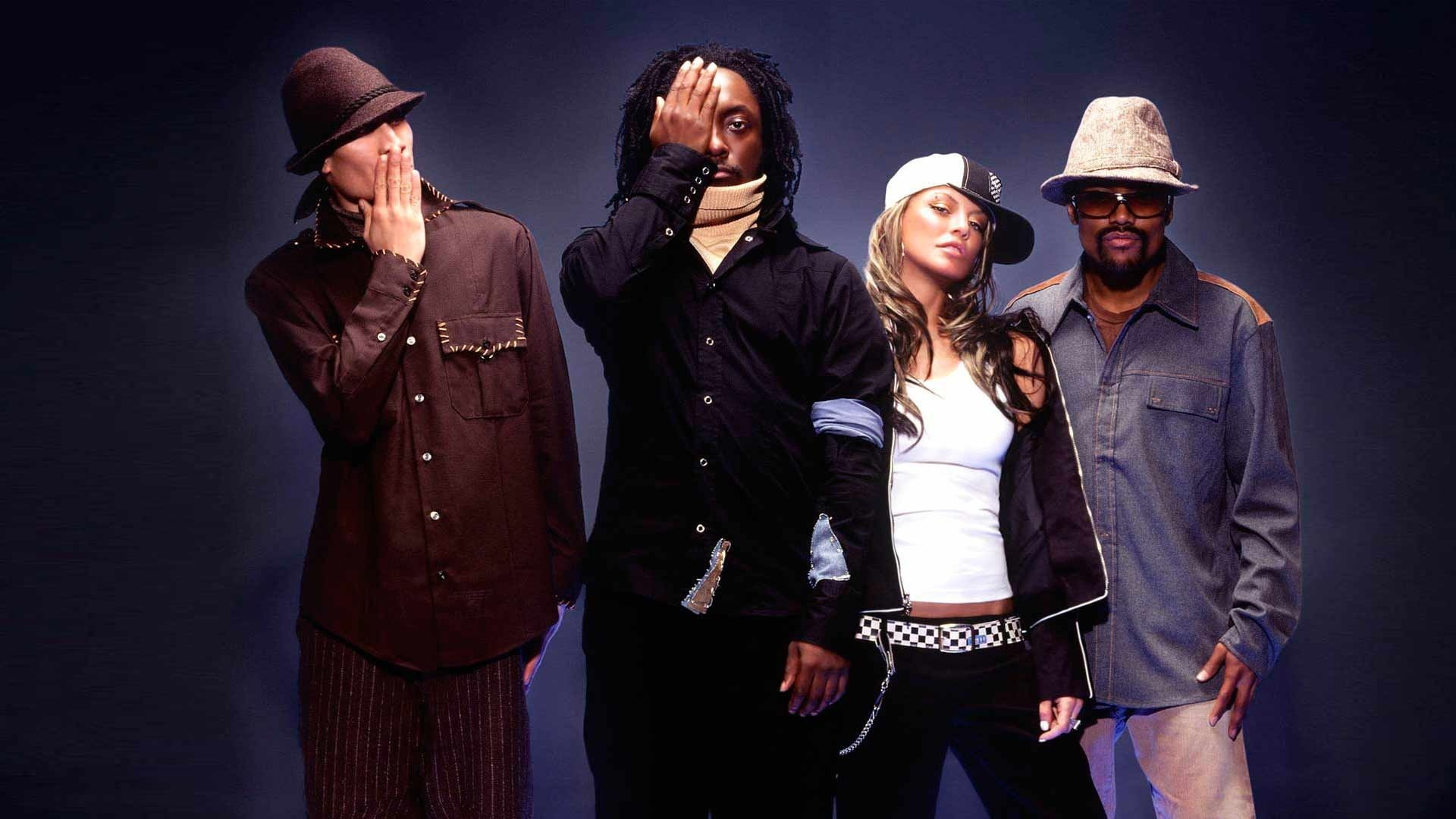 Black Eyed Peas High Definition Wallpapers