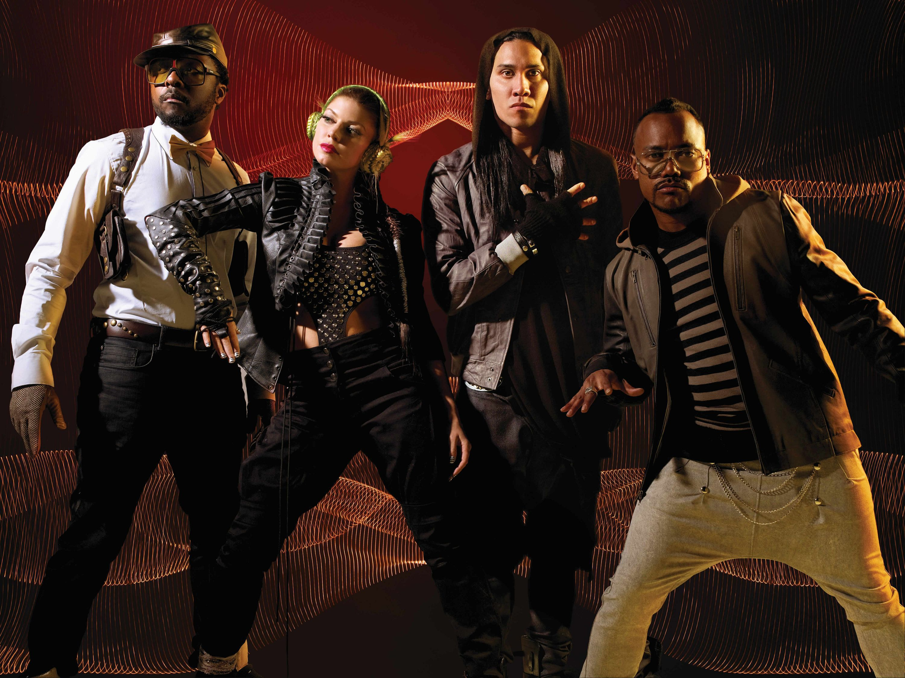 Black Eyed Peas Photos