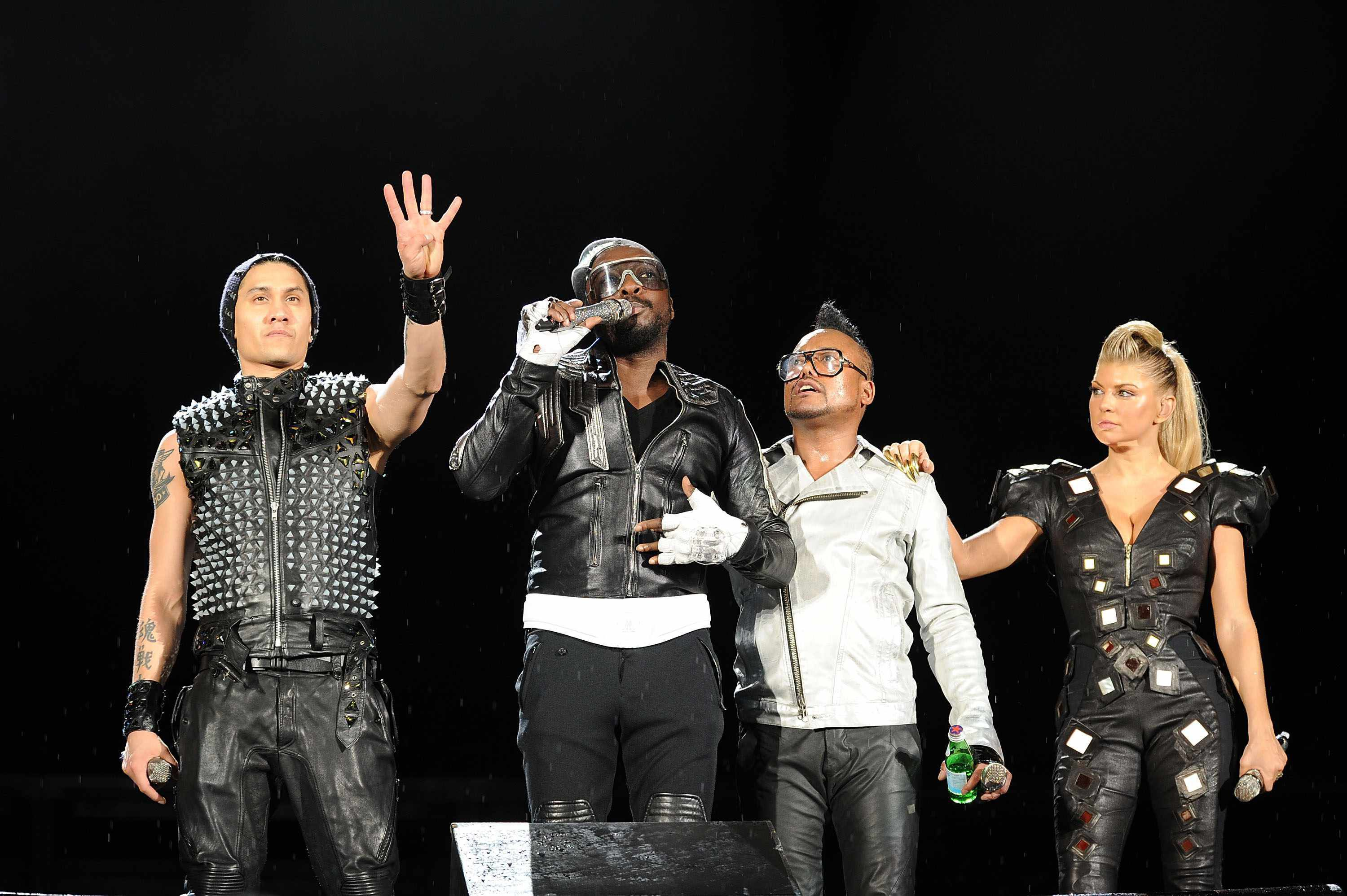 Black Eyed Peas Wallpapers