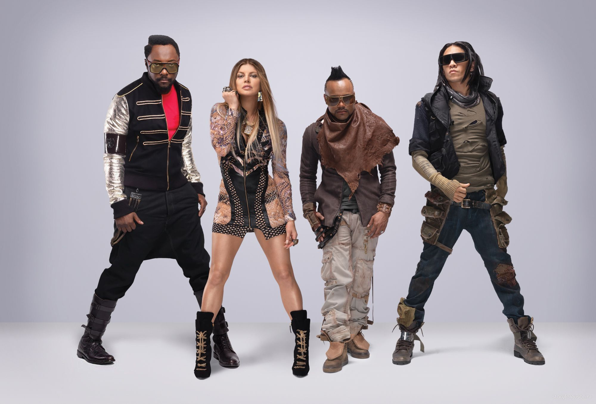 Black Eyed Peas For Desktop