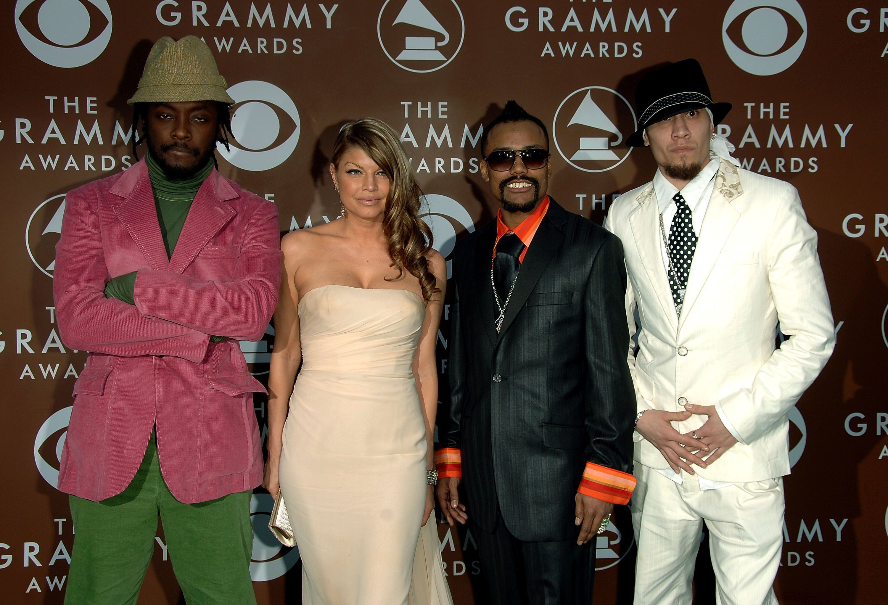 48th Annual Grammy Awards Arrivals