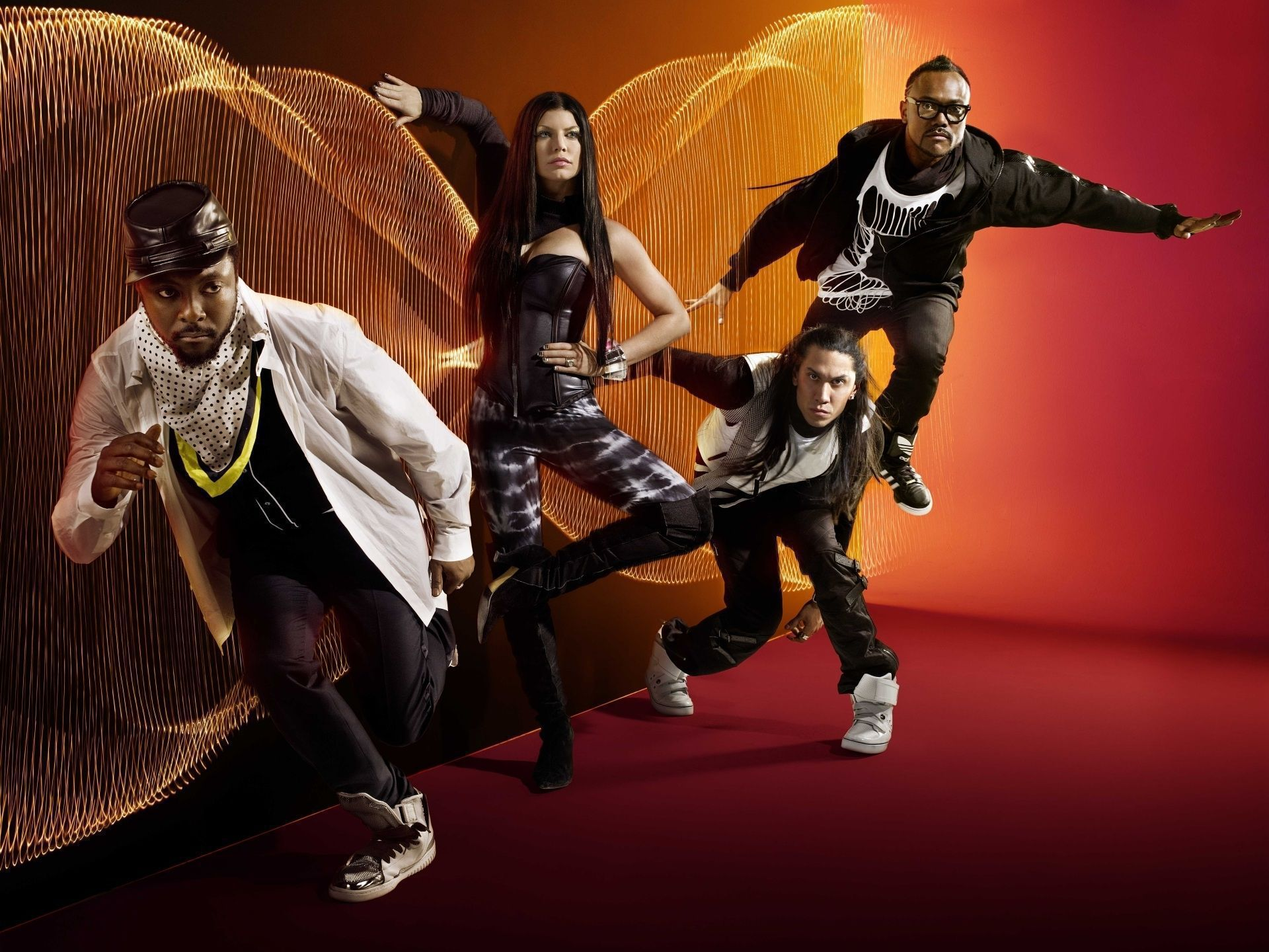 Black Eyed Peas Wallpaper Pack